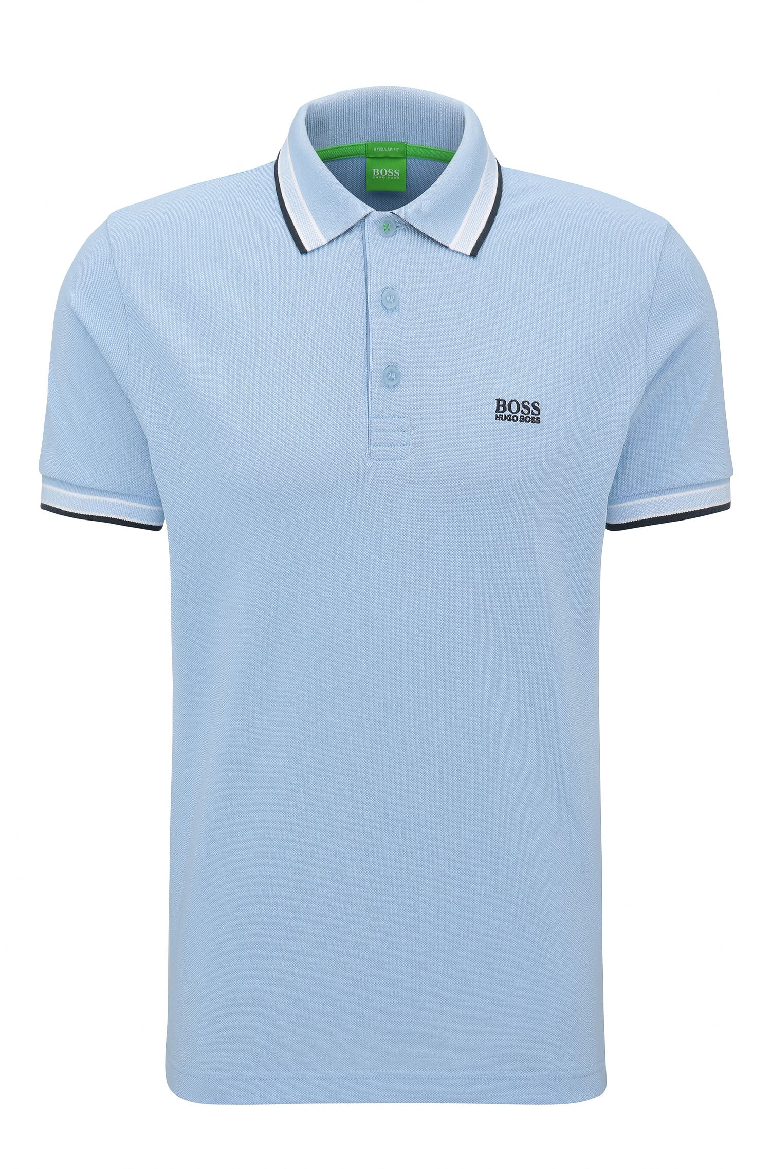'Paddy' | Regular Fit, Cotton Polo