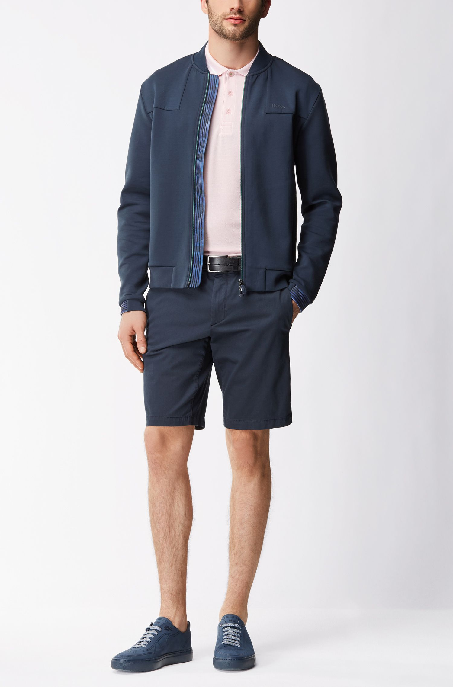 Cotton Polo Shirt, Regular Fit | Paddy