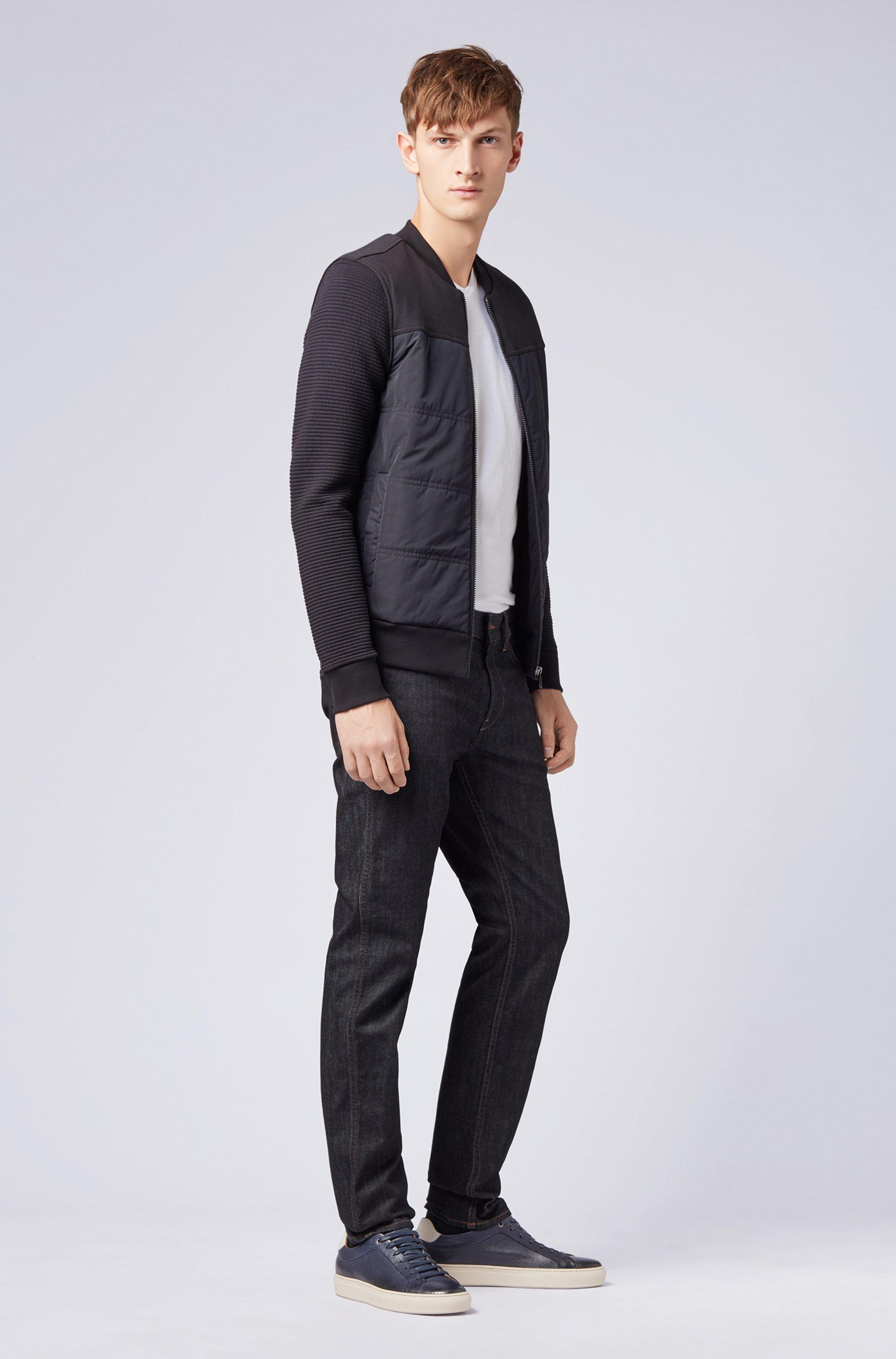 Slim-fit jeans in stretch denim