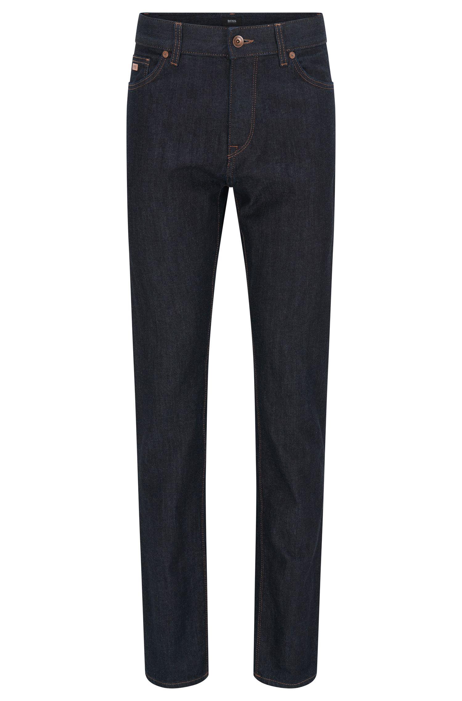 Stretch Cotton Jean, Regular Fit | Maine, Dark Blue