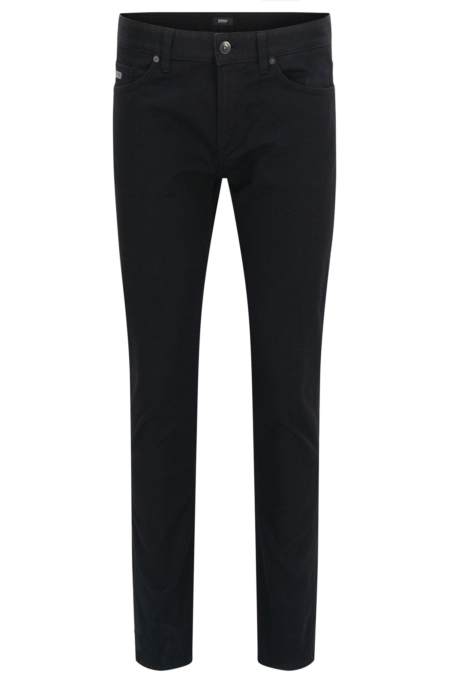 12 oz Stretch Cotton Jeans, Slim Fit | Delaware