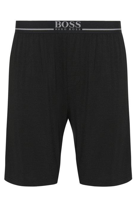 953762999 BOSS - Stretch Modal Lounge Shorts   Short Pant EW