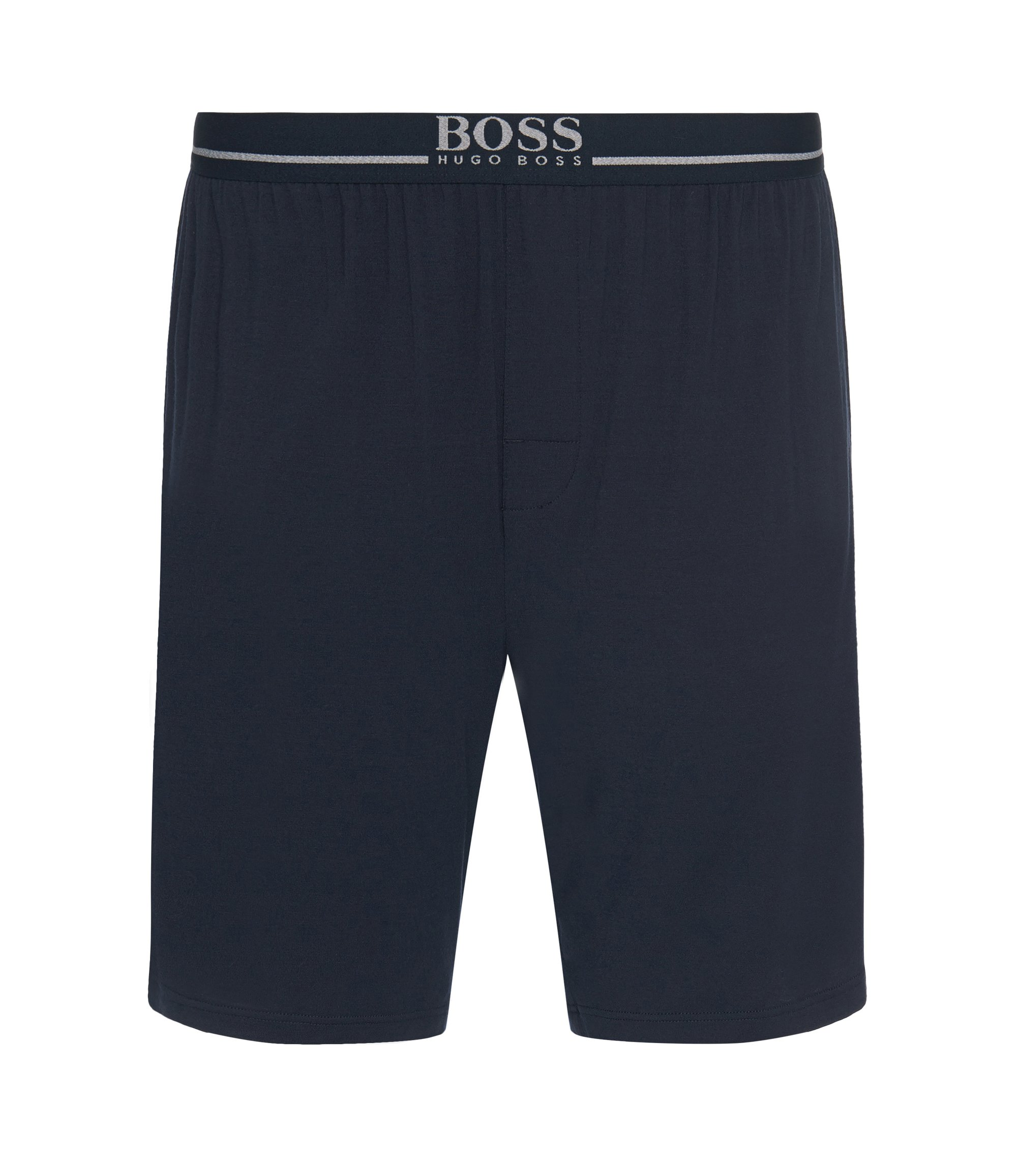 Stretch Modal Lounge Shorts | Short Pant EW, Dark Blue