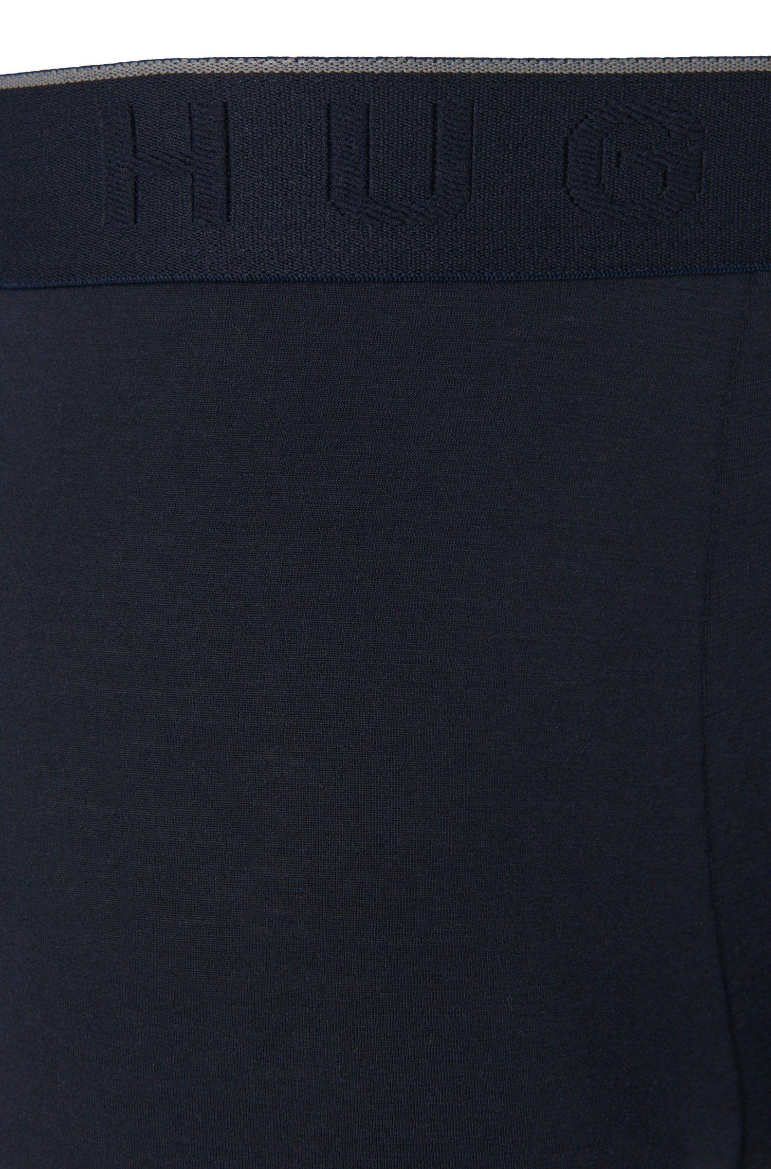 Stretch Modal Lyocell Trunk | Boxer Seacell, Dark Blue