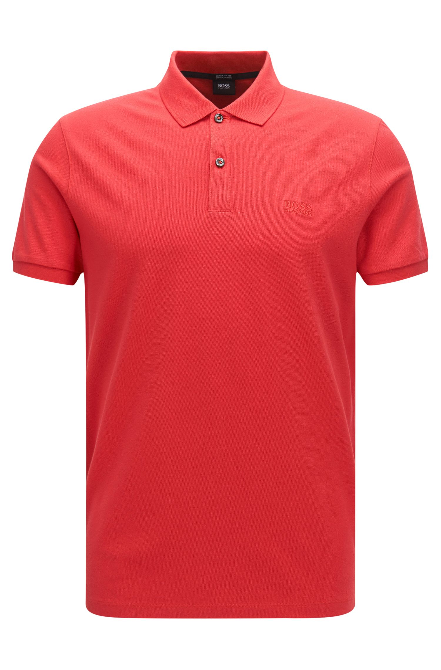 Cotton Polo, Regular Fit   Pallas