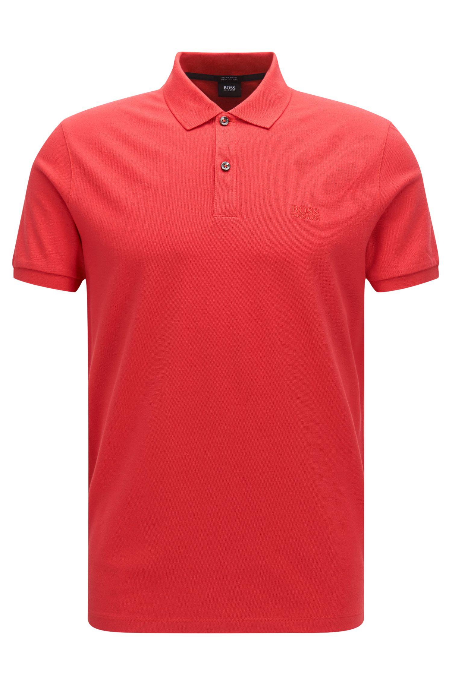 'Pallas' | Regular Fit, Cotton Polo