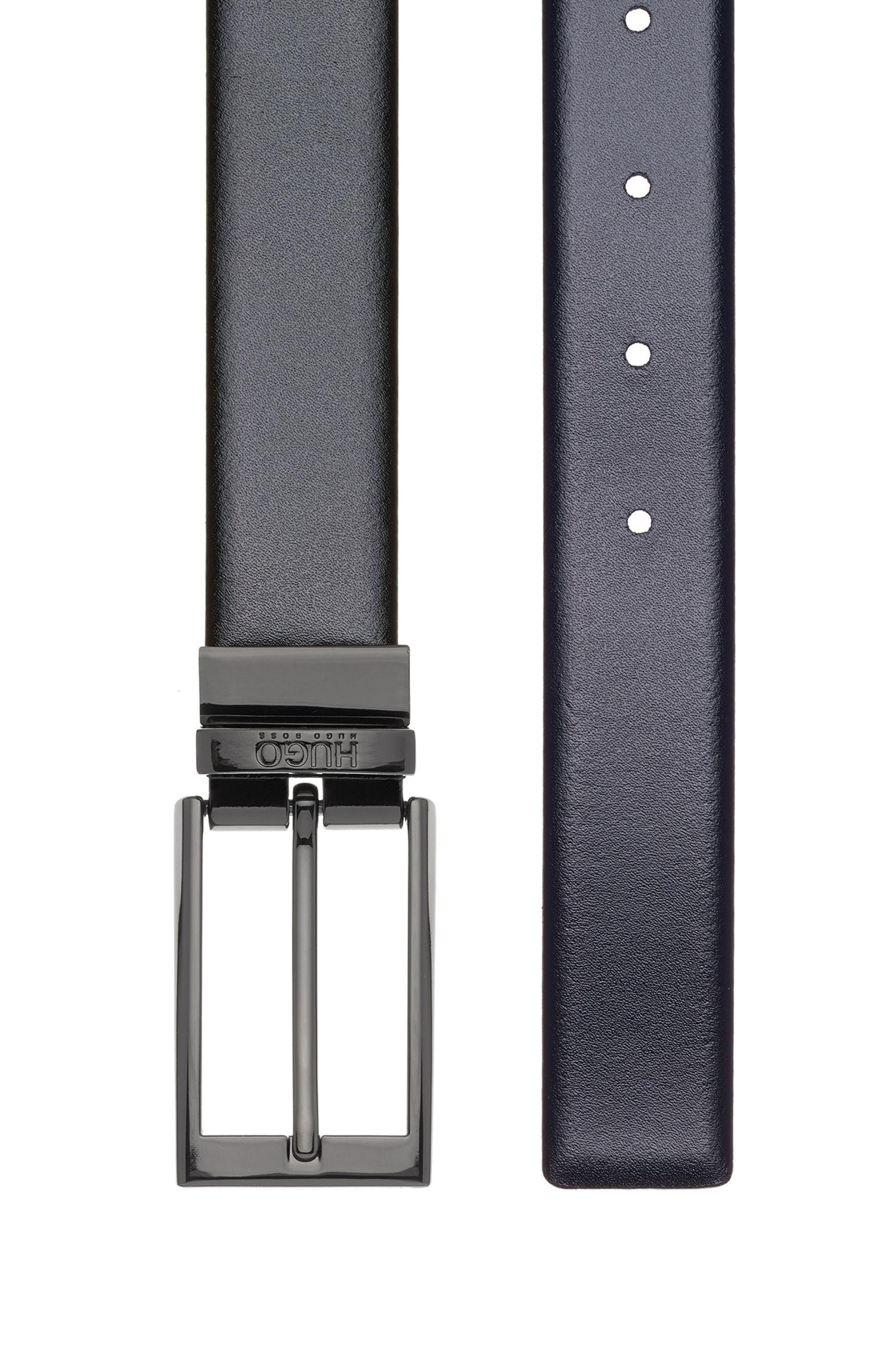 Leather Belt | Elvio U