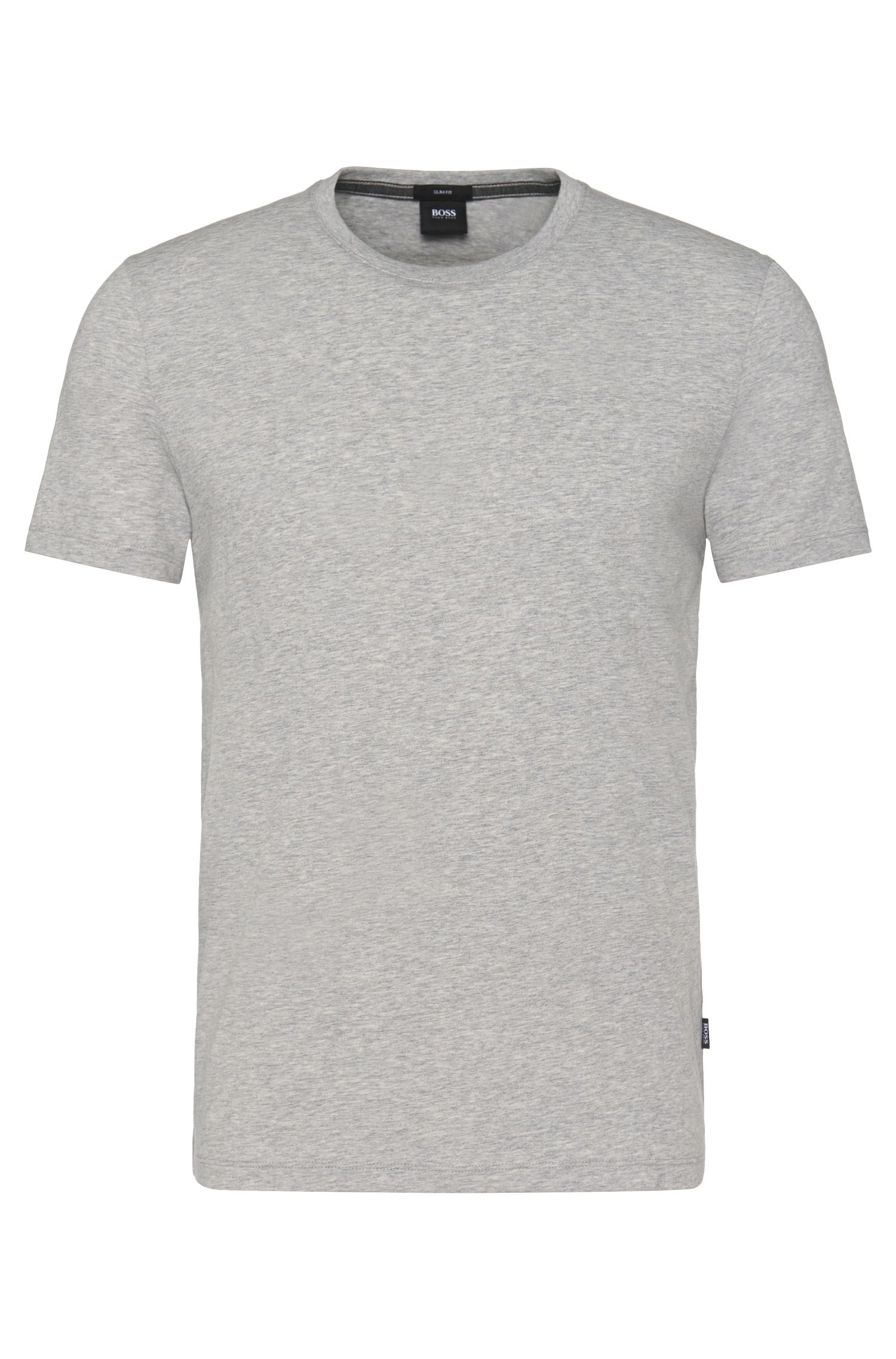 'Tessler' | Cotton Crew T-Shirt