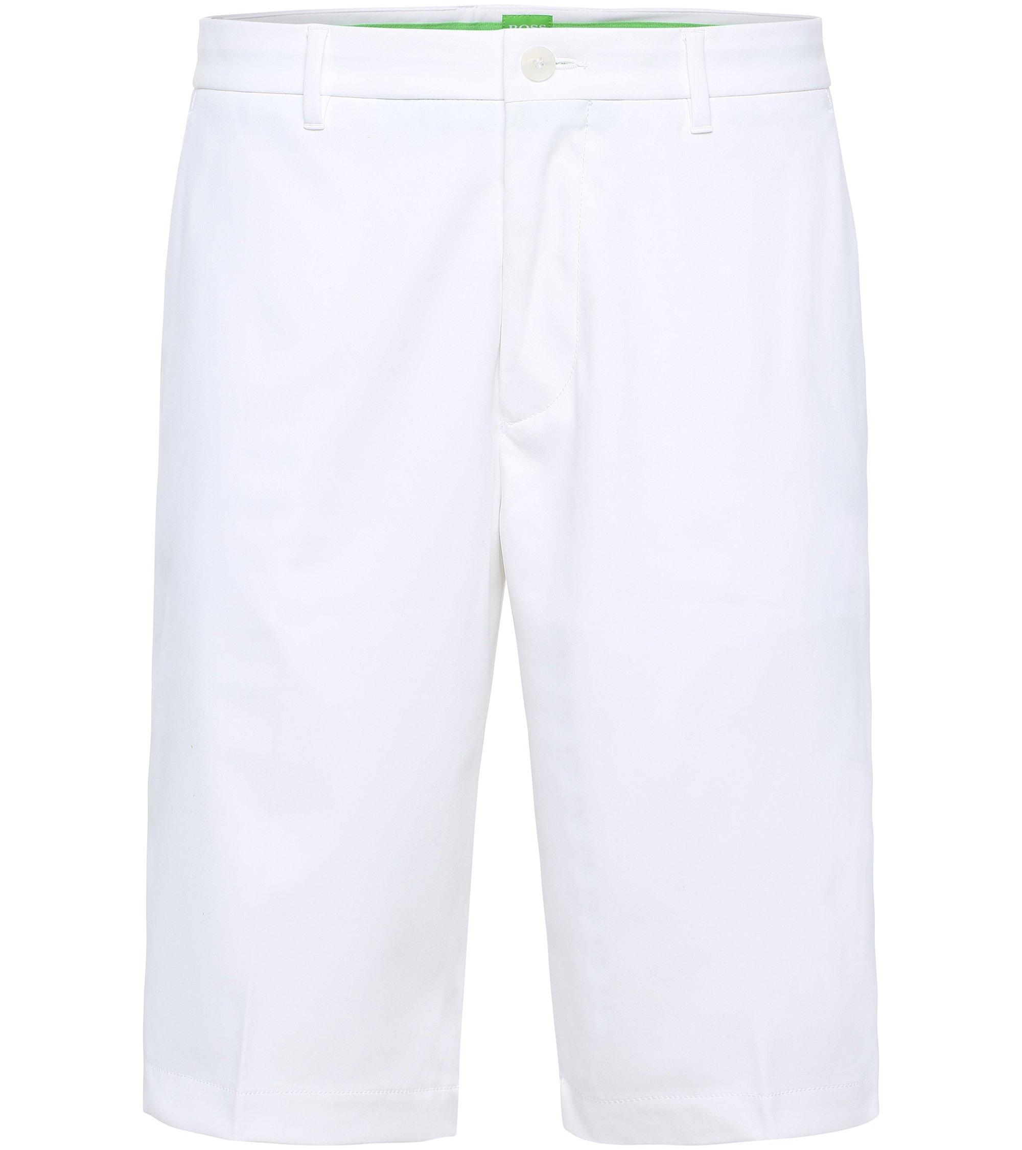 Woven Bermuda Shorts, Regular Fit | Hayler, White