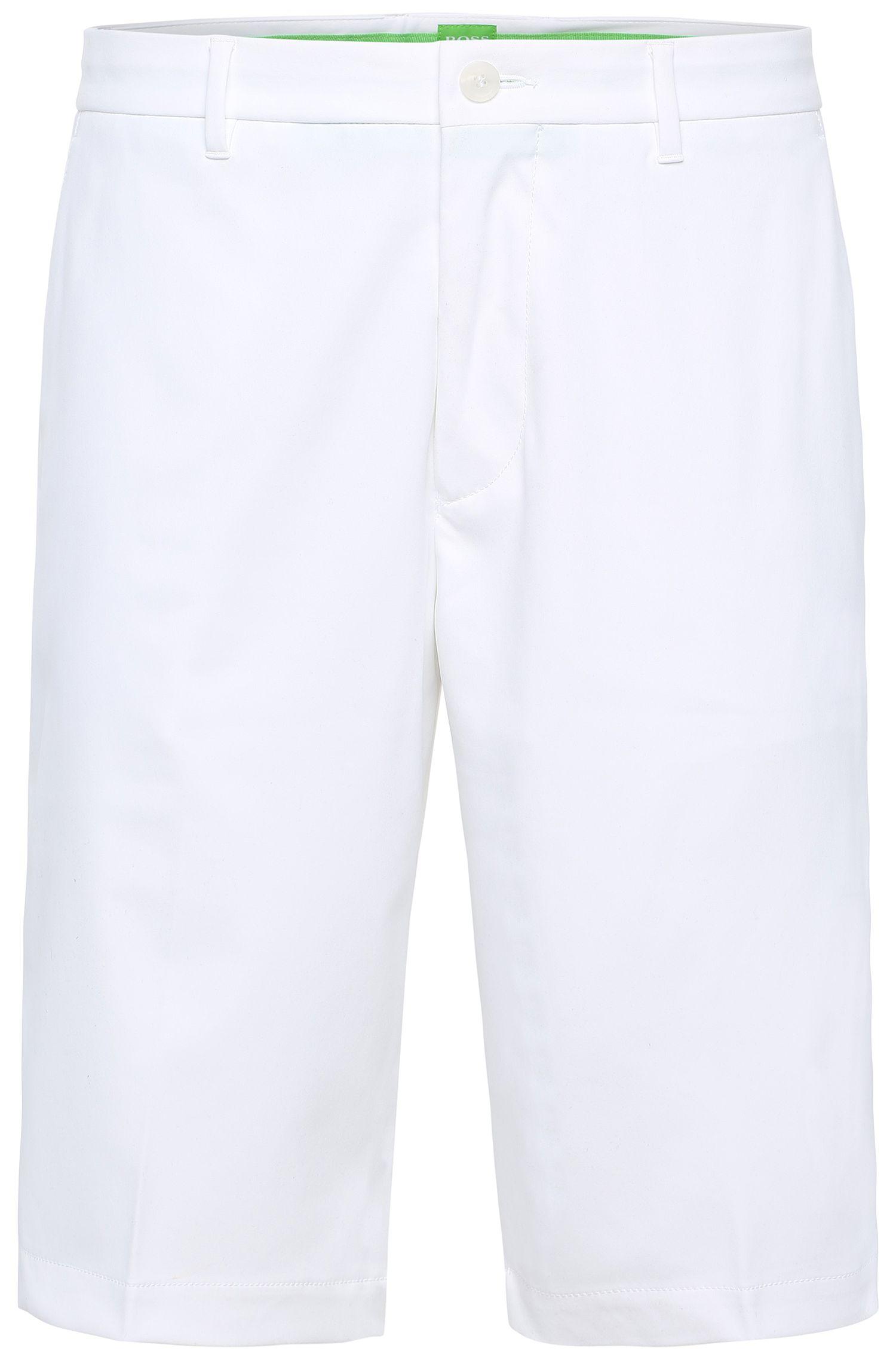'Hayler' | Regular Fit, Woven Bermuda Shorts