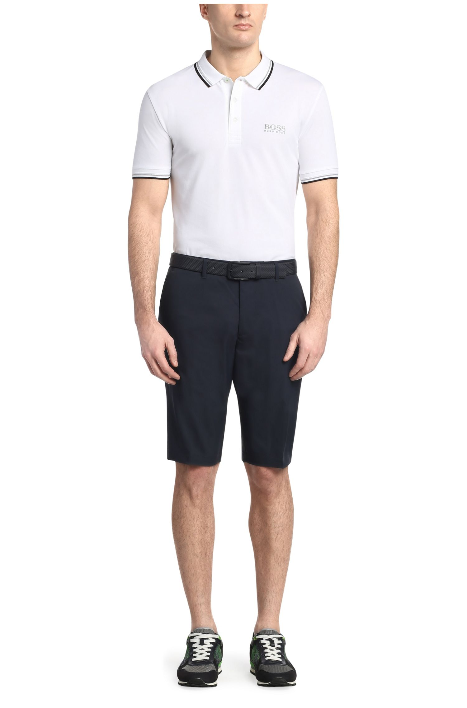 Woven Bermuda Short, Regular Fit | Hayler, Dark Blue