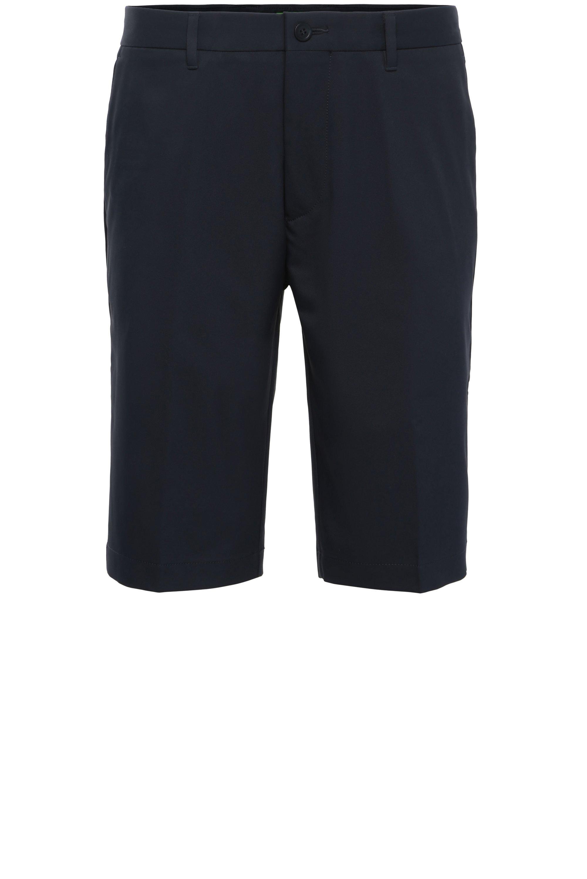 Woven Bermuda Shorts, Regular Fit | Hayler, Dark Blue