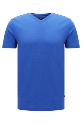 Mercerized Cotton T-Shirt | Tilson, Blue