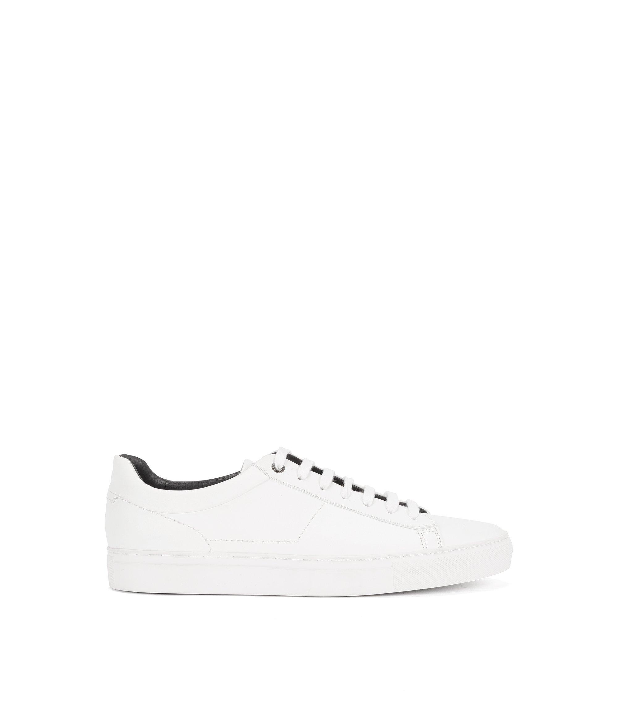 Italian Calfskin Sneaker | Timaker, White