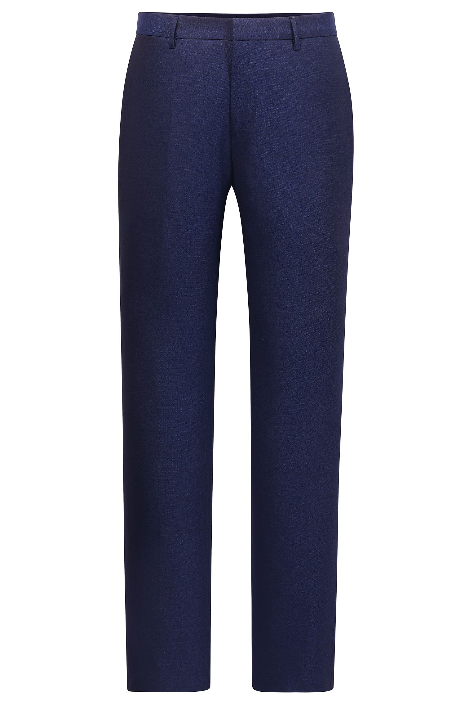 'T-Gleeve' | Slim Fit, Italian Virgin Wool Dress Pants