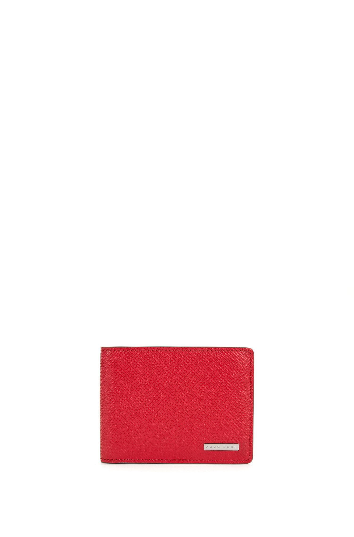 Signature Collection wallet in palmellato leather
