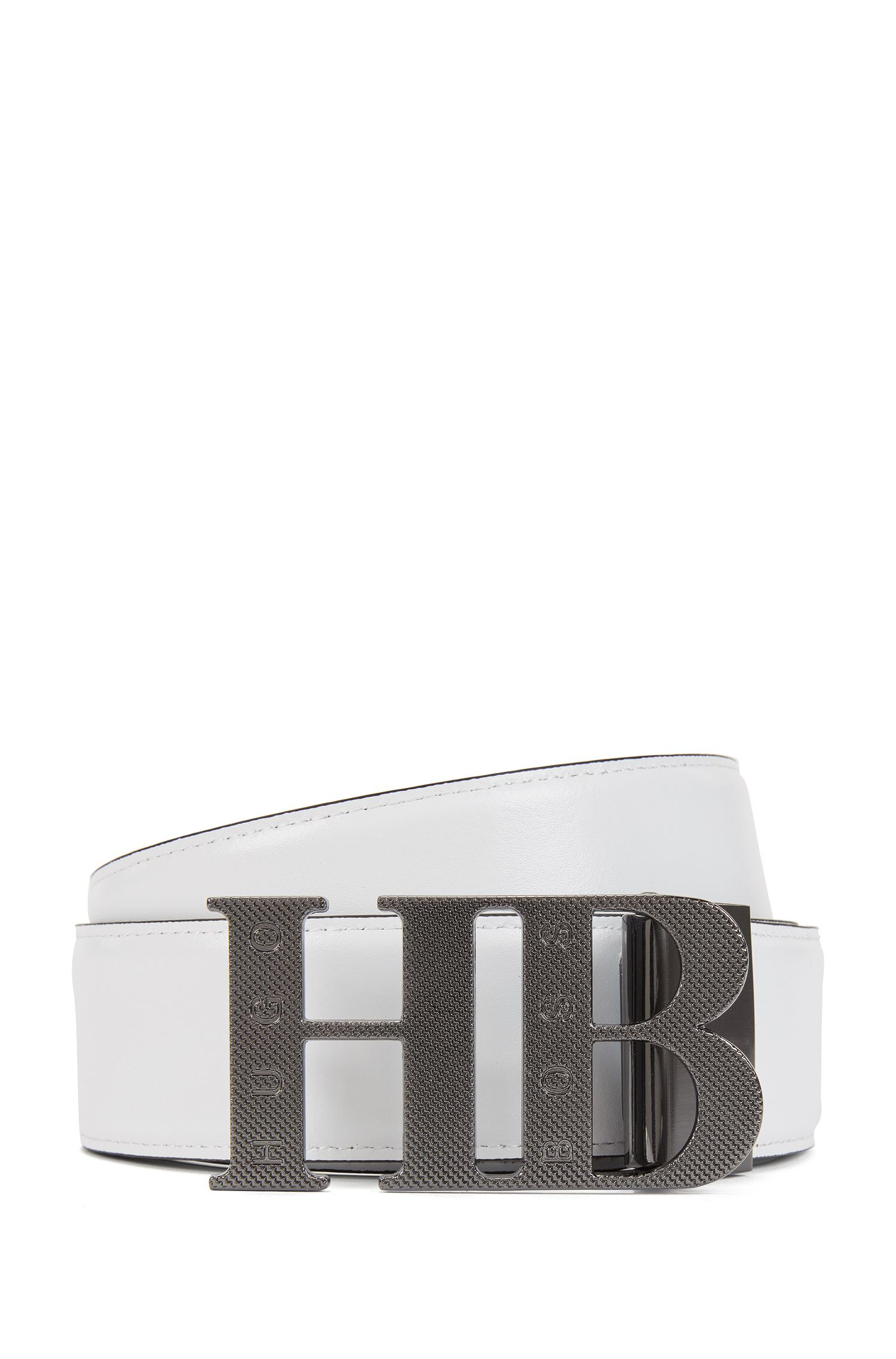 Reversible Leather Belt | Balwinno