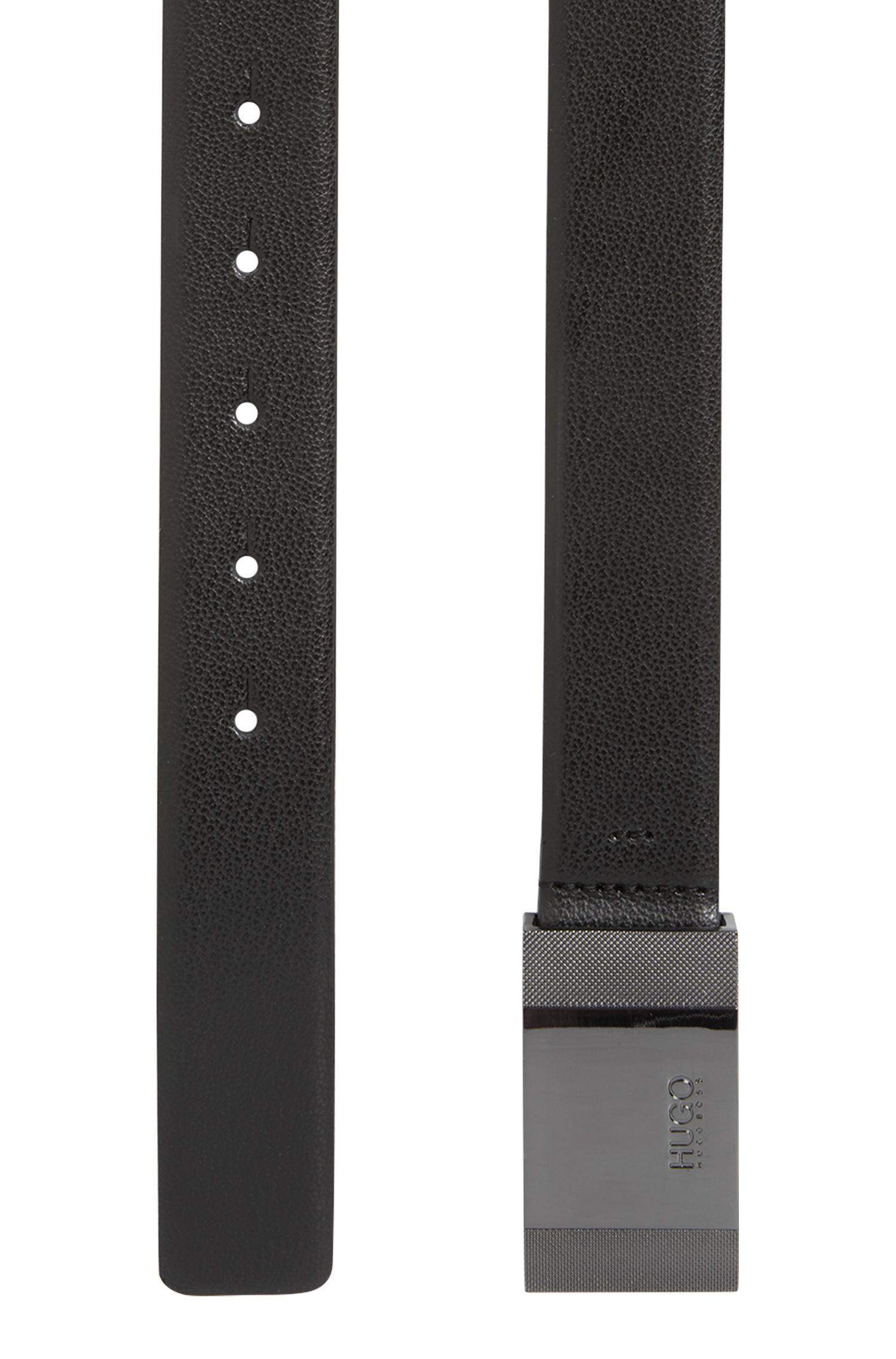 Textured Leather Belt | C-Baxtero