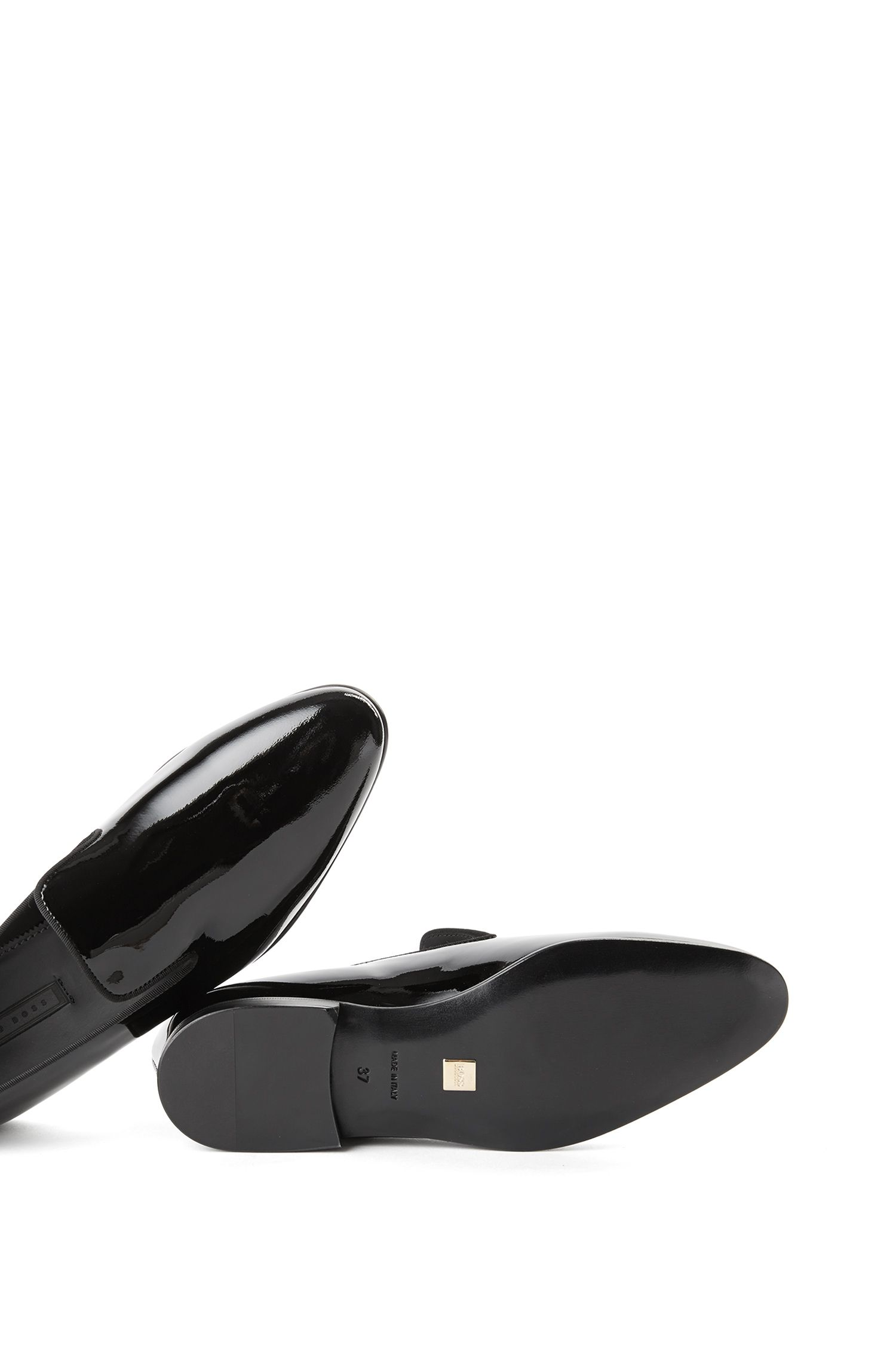 Italian Calfskin Patent Loafer | Loafer P