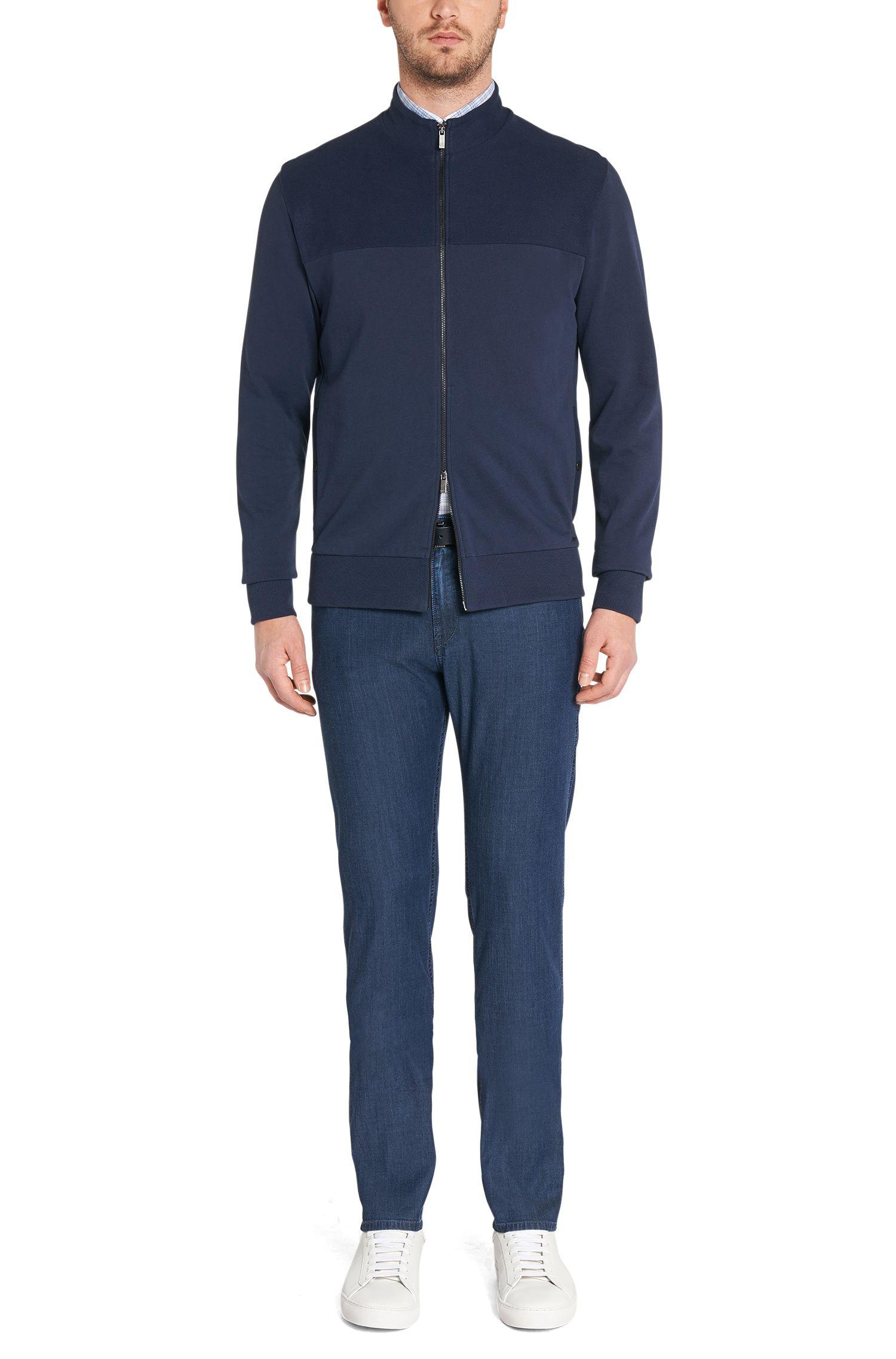 'Delaware' | Slim Fit, 6.5 oz Stretch Cotton Blend Jeans