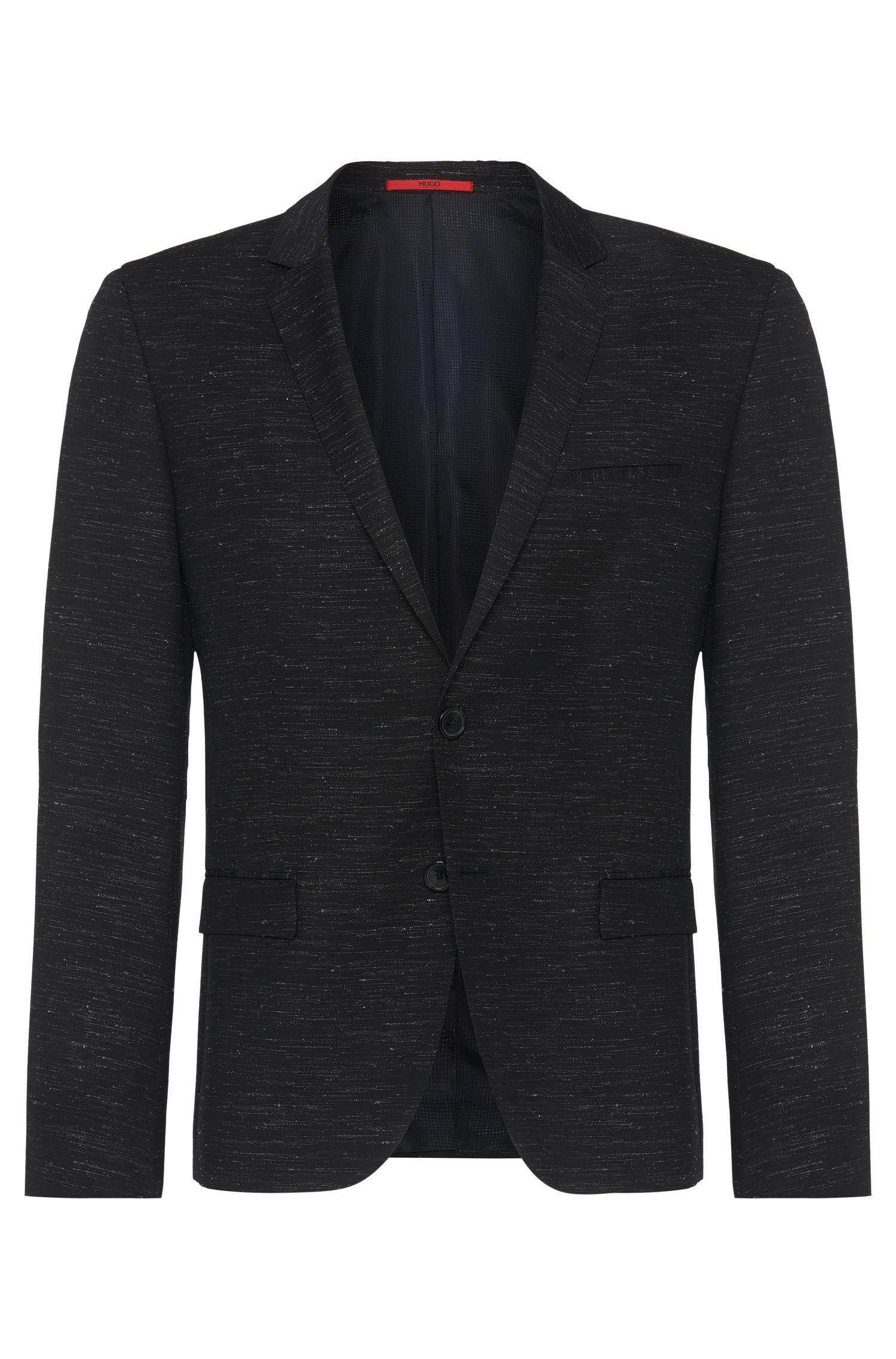 'Arti' | Slim Fit, Virgin Wool Sport Coat