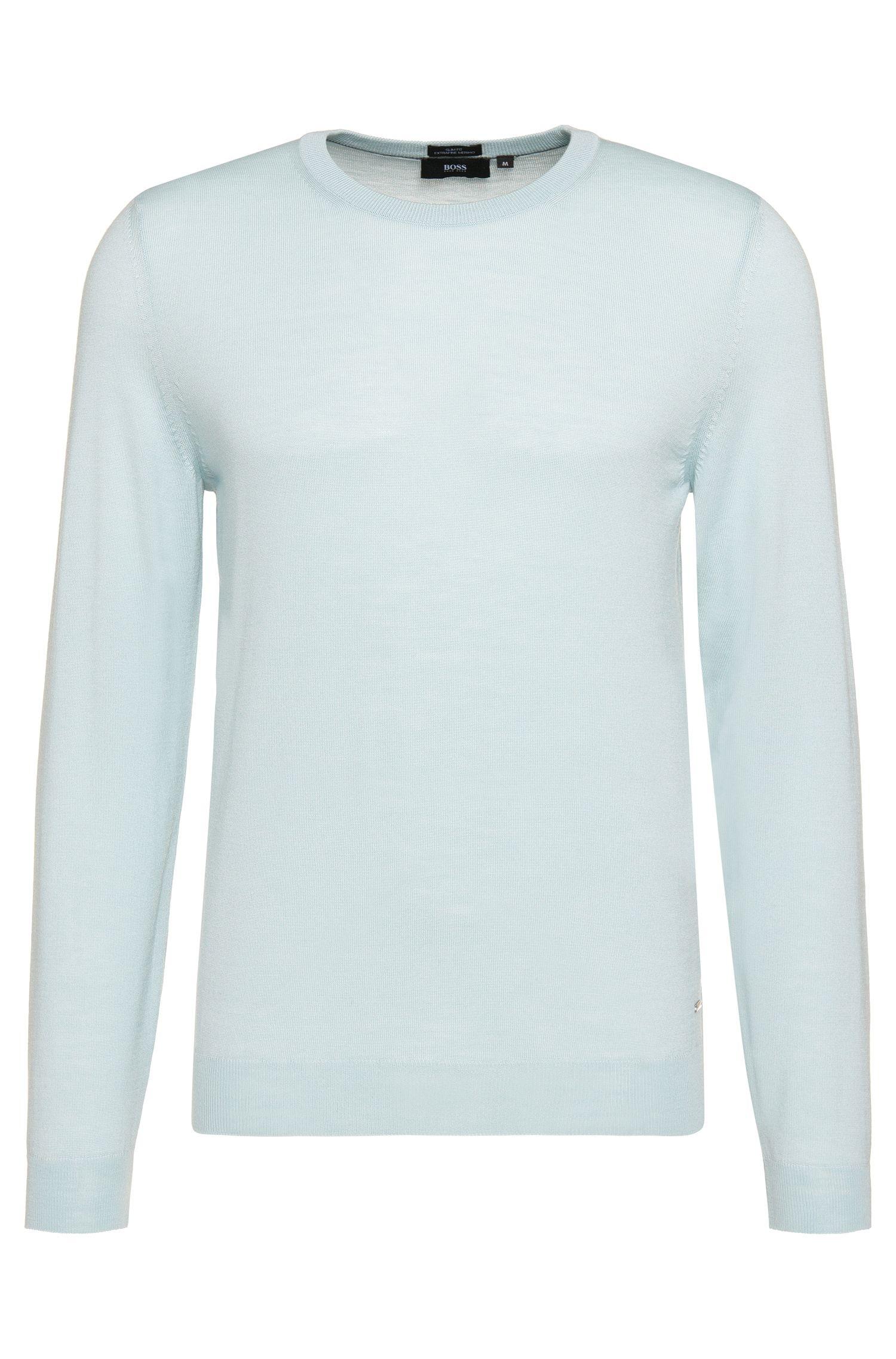 'Leno-H'   Virgin Wool Sweater