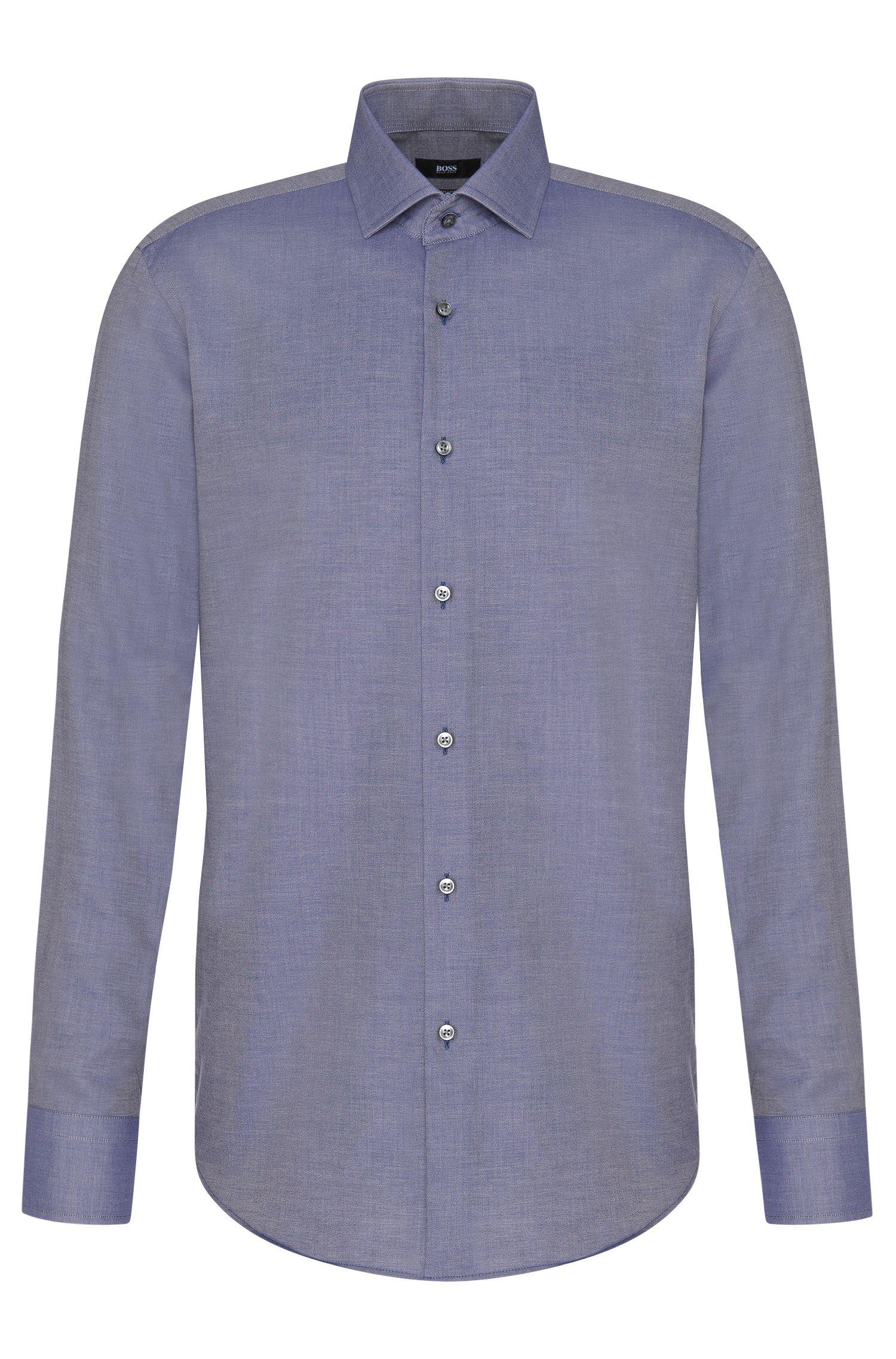Cotton Dress Shirt, Regular Fit| Gordon
