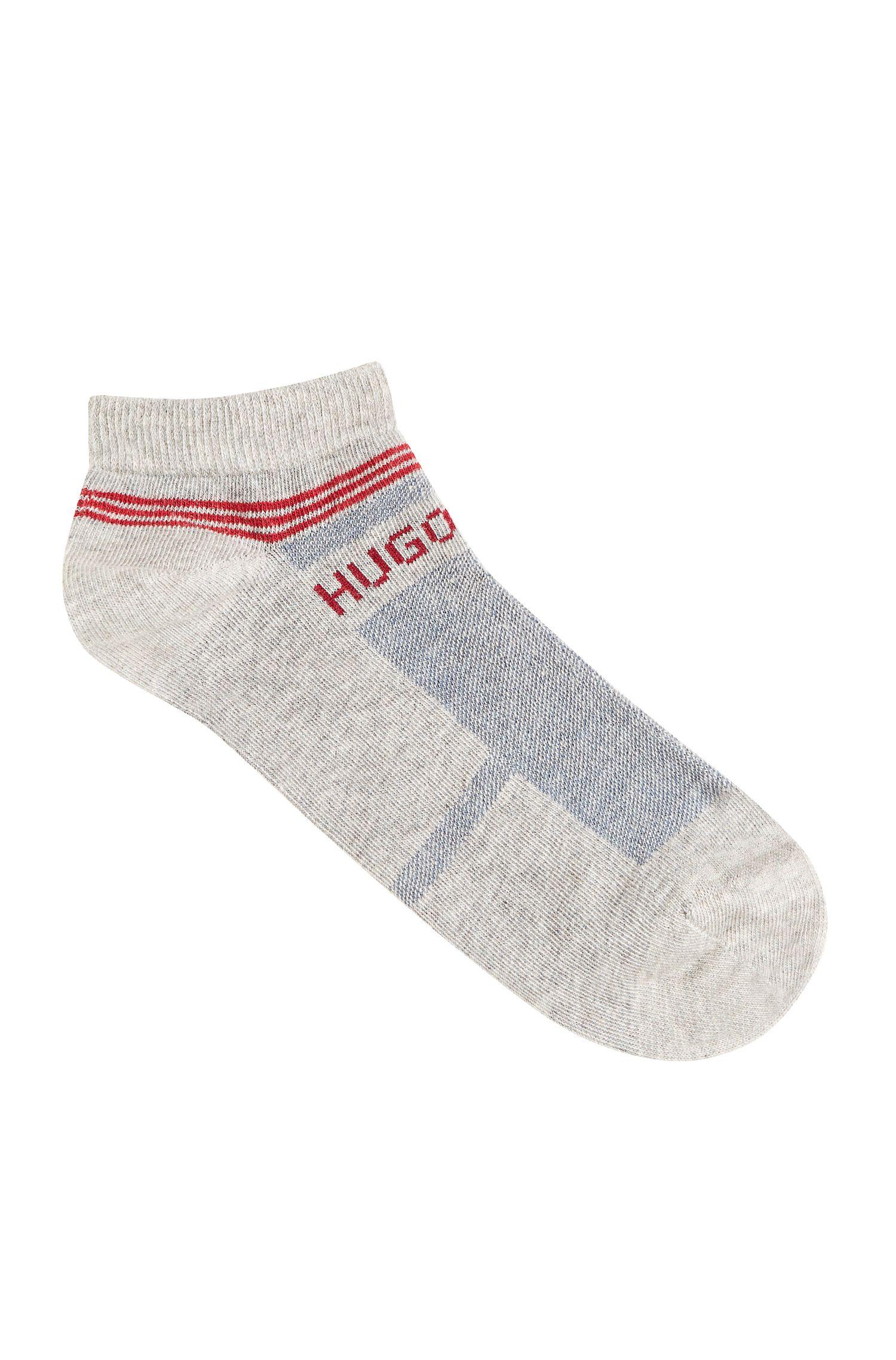 'AS Design US' | Stretch Cotton Blend Ankle Socks