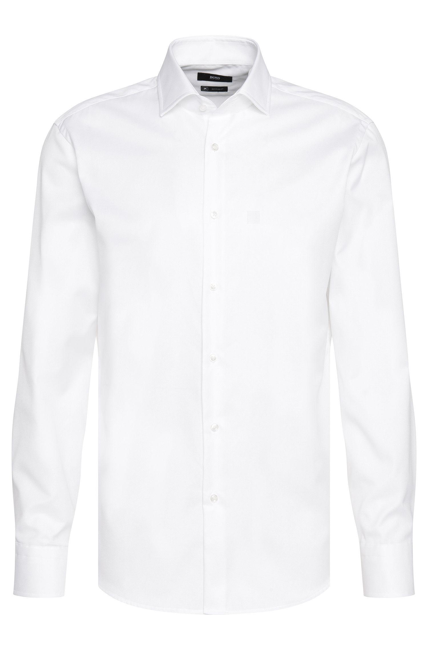 Fresh Active Traveler Cotton Dress Shirt, Regular Fit   Gordon
