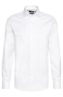 Fresh Active Traveler Cotton Dress Shirt, Regular Fit   Gordon, White