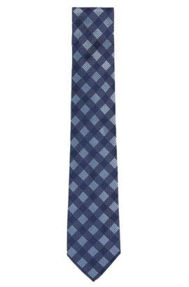 'Tie 7.5 cm'   Regular, Silk Tie, Light Blue