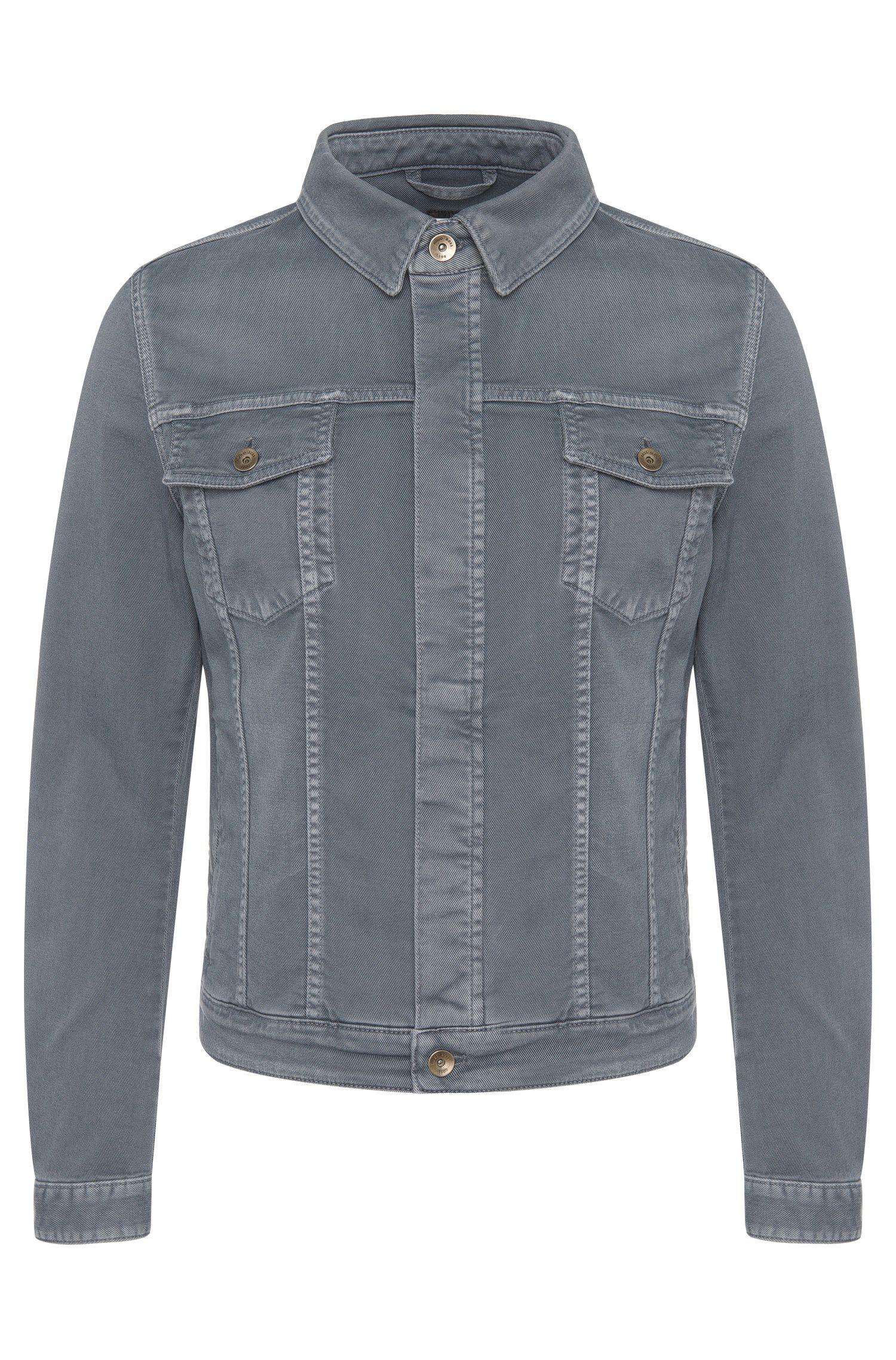 'Windham' | Stretch Cotton Denim Jacket