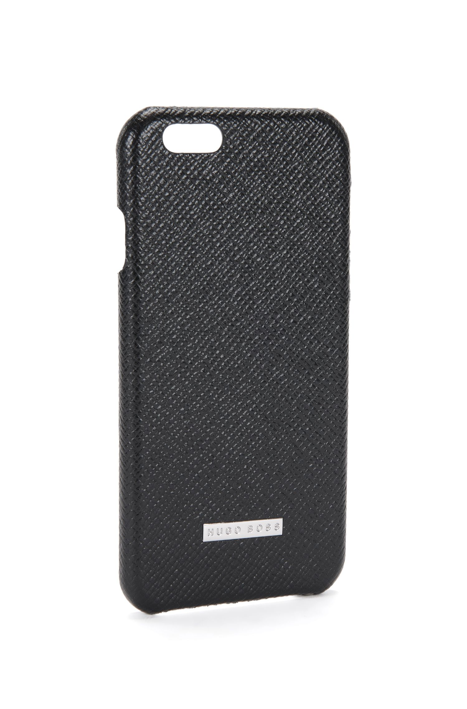 Calfskin Embossed iPhone 6 Phone Case | Signature Phone 6