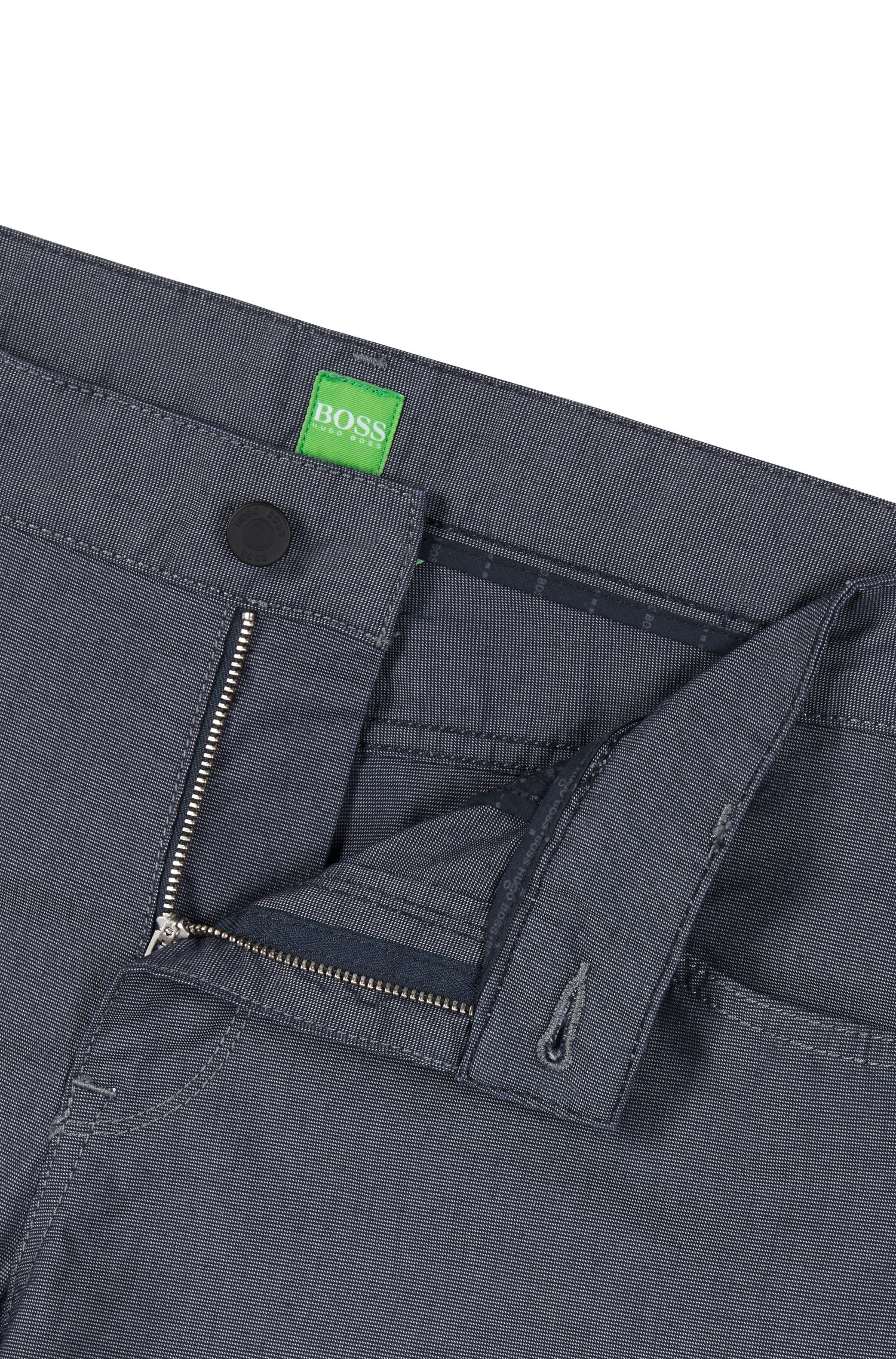 Stretch Cotton Jean, Regular Fit | C-Maine, Dark Blue