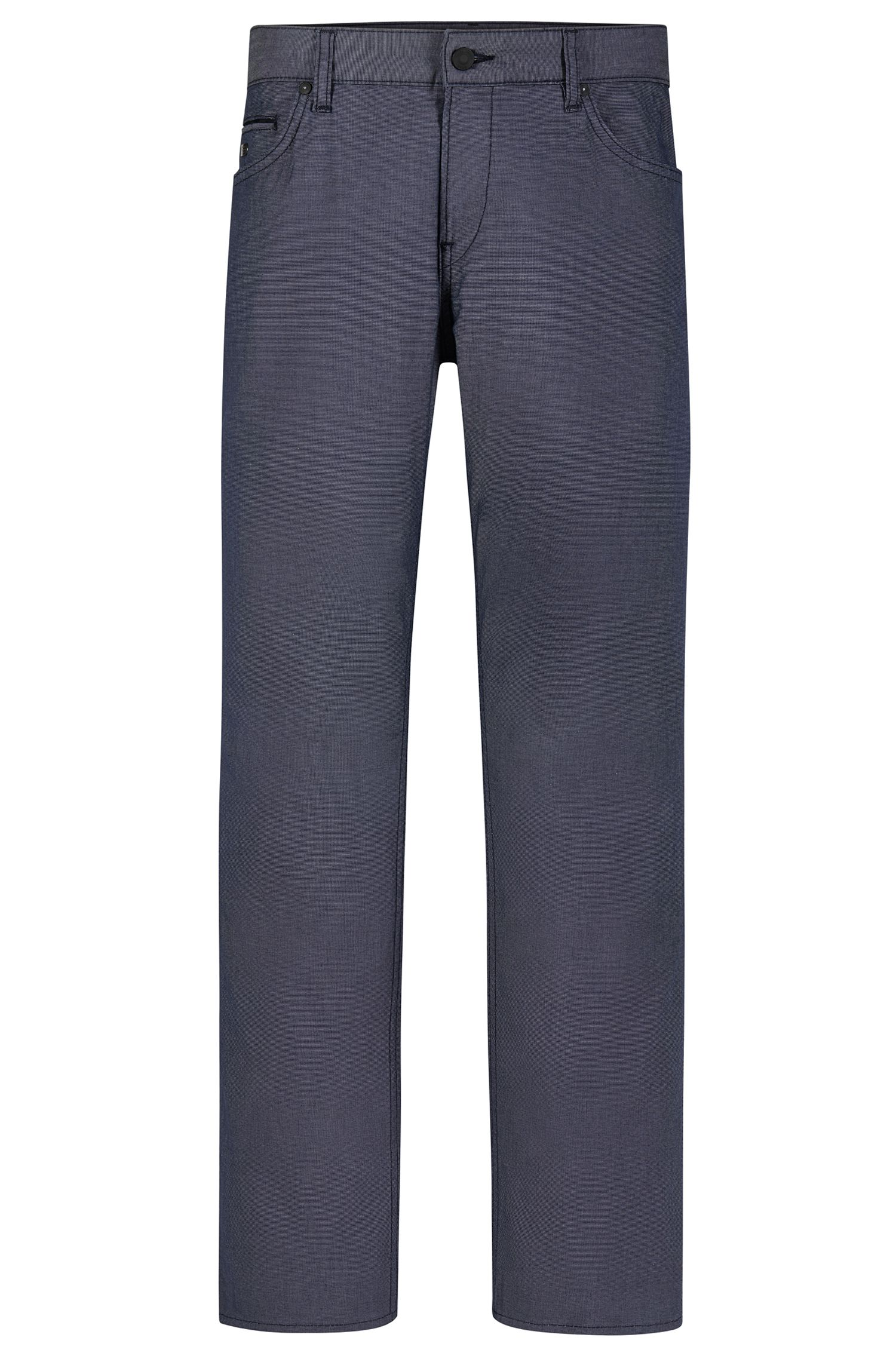 'C-Delaware2-3-20' | Slim fit, Stretch Cotton Jeans