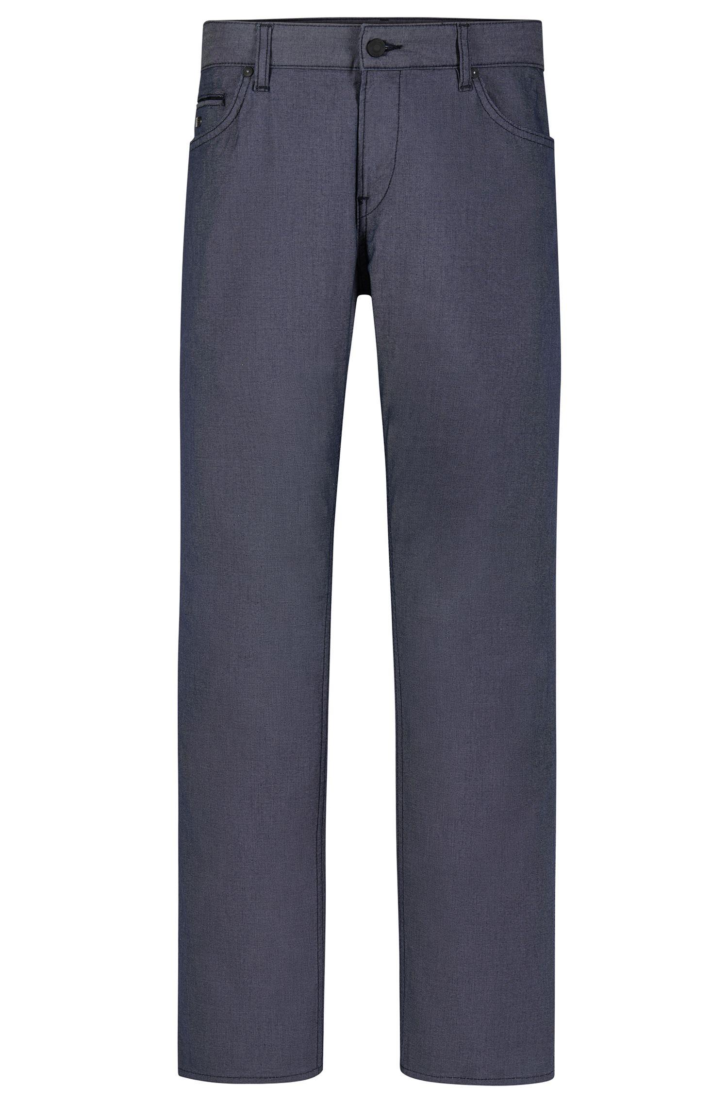 Stretch Cotton Jeans, Slim FIt   C-Delaware