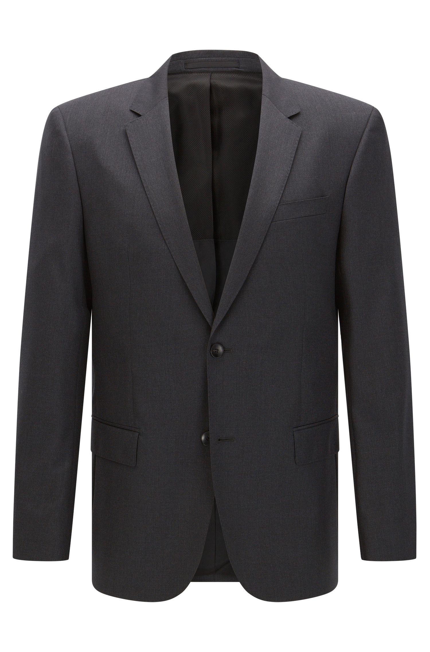 'Hayes Cyl' | Slim Fit, Super 120 Italian Virgin Wool Sport Coat