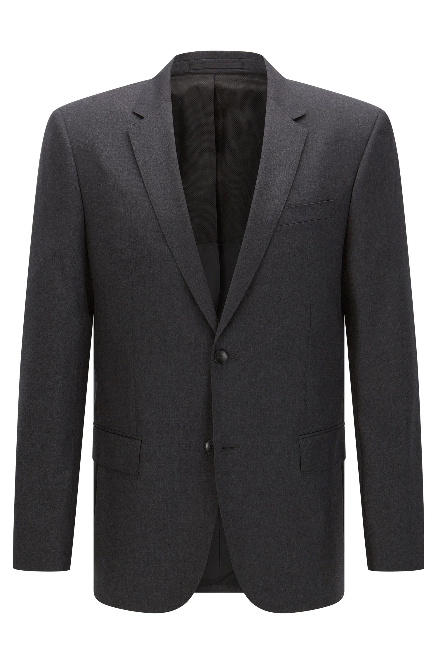 Italian Virgin Wool Sport Coat, Slim Fit | Hayes CYL