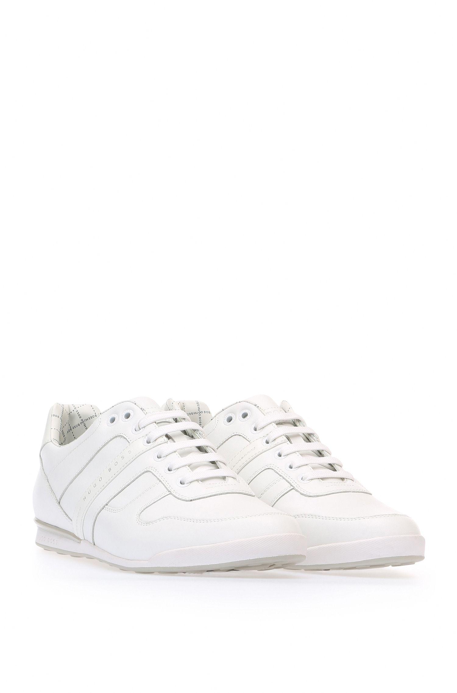 Leather Sneaker   Arkansas Lowp It