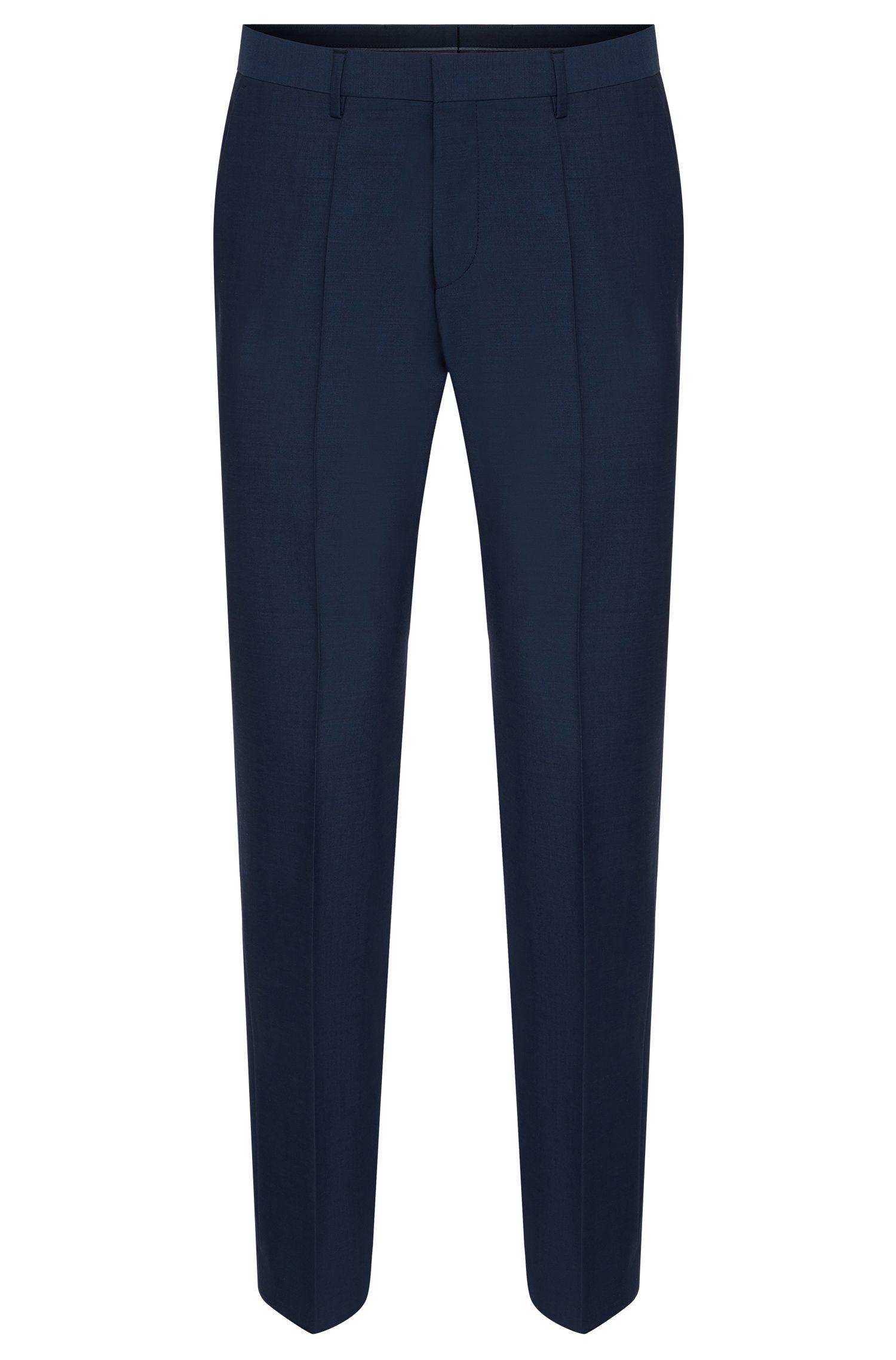 'Genesis'   Slim Fit, Virgin Wool Dress Pants