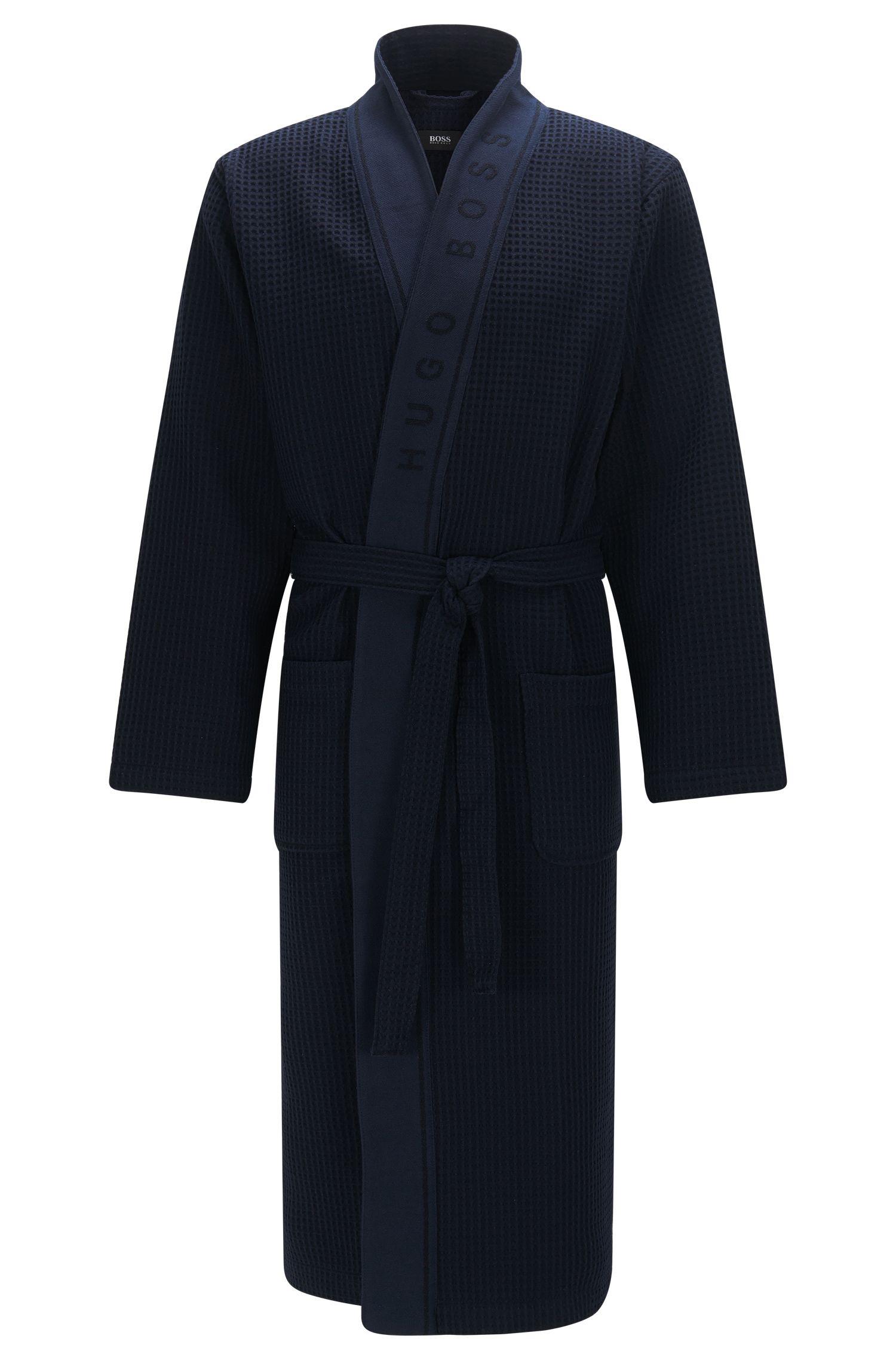 'Kimono' | Cotton Bamboo Viscose Kimono Robe