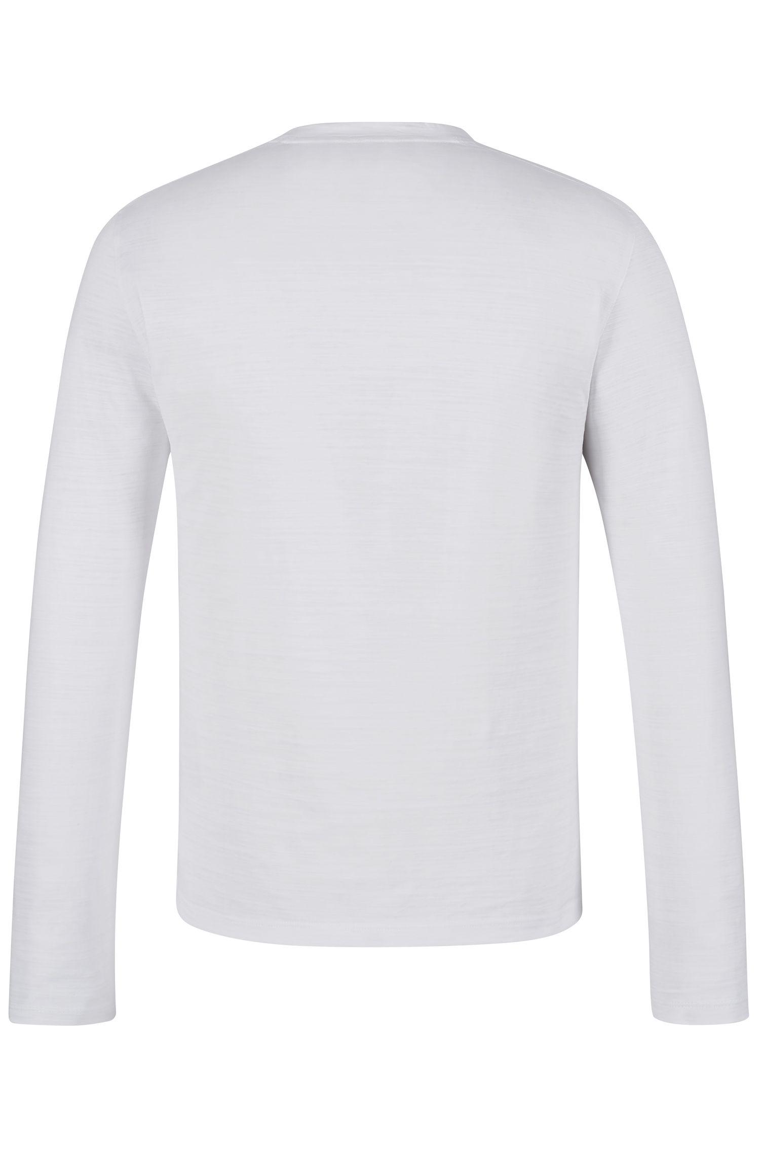 Cotton T-Shirt | Tenison, White