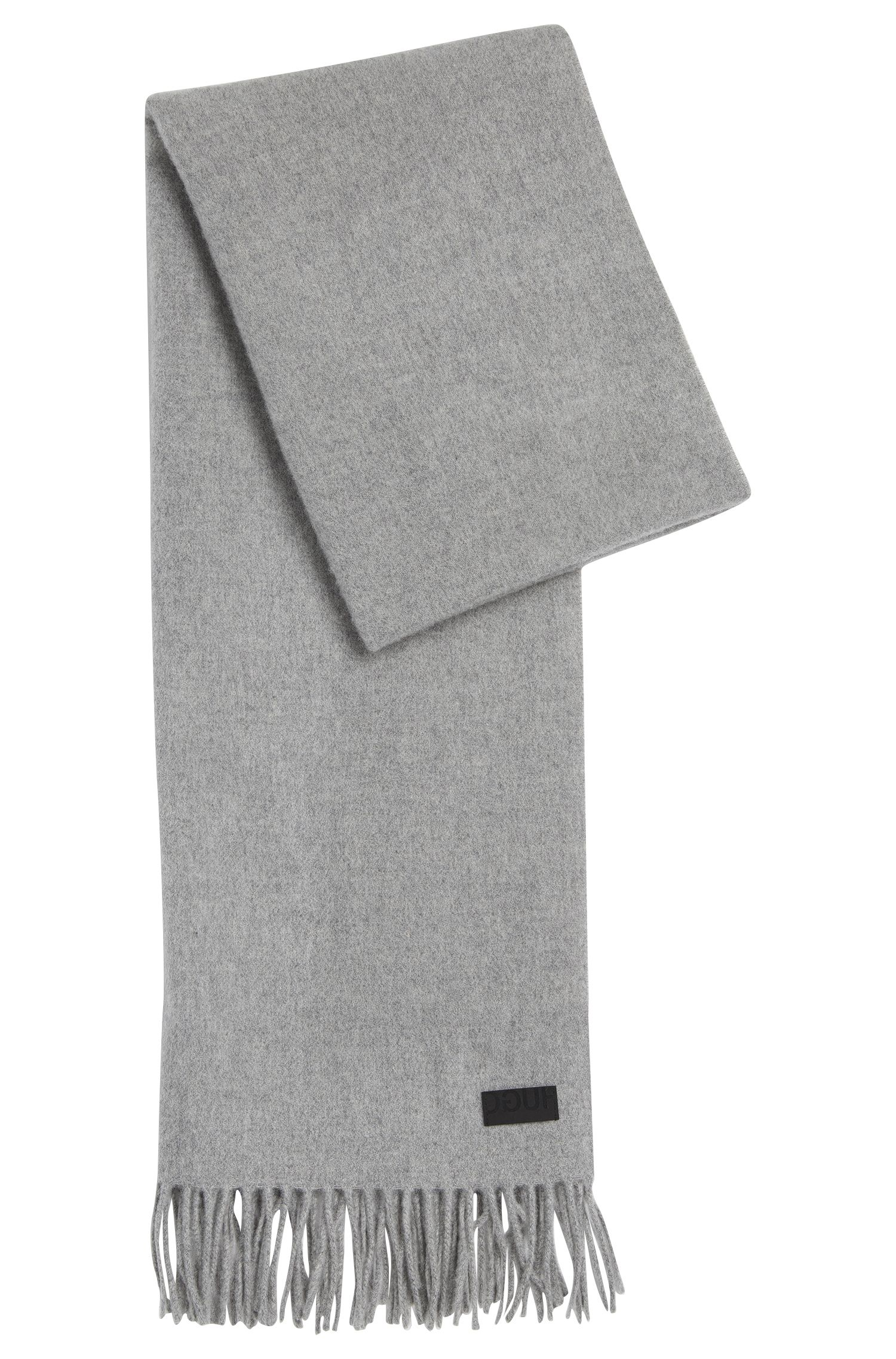 Wool Cashmere Scarf | Men Z