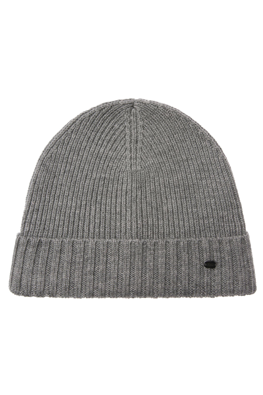 Virgin Wool Beanie | C-Fati, Grey