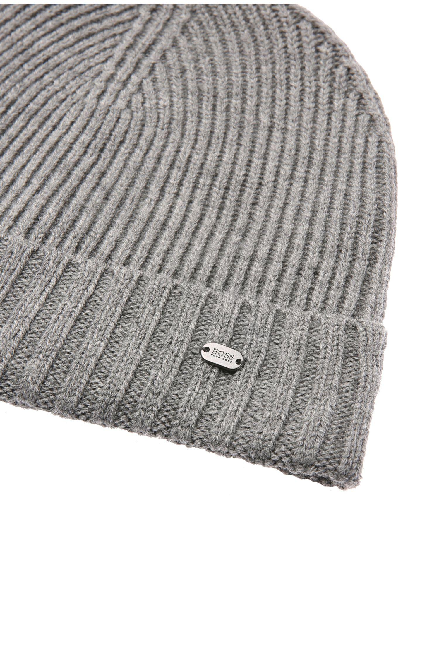 Virgin Wool Beanie | C-Fati