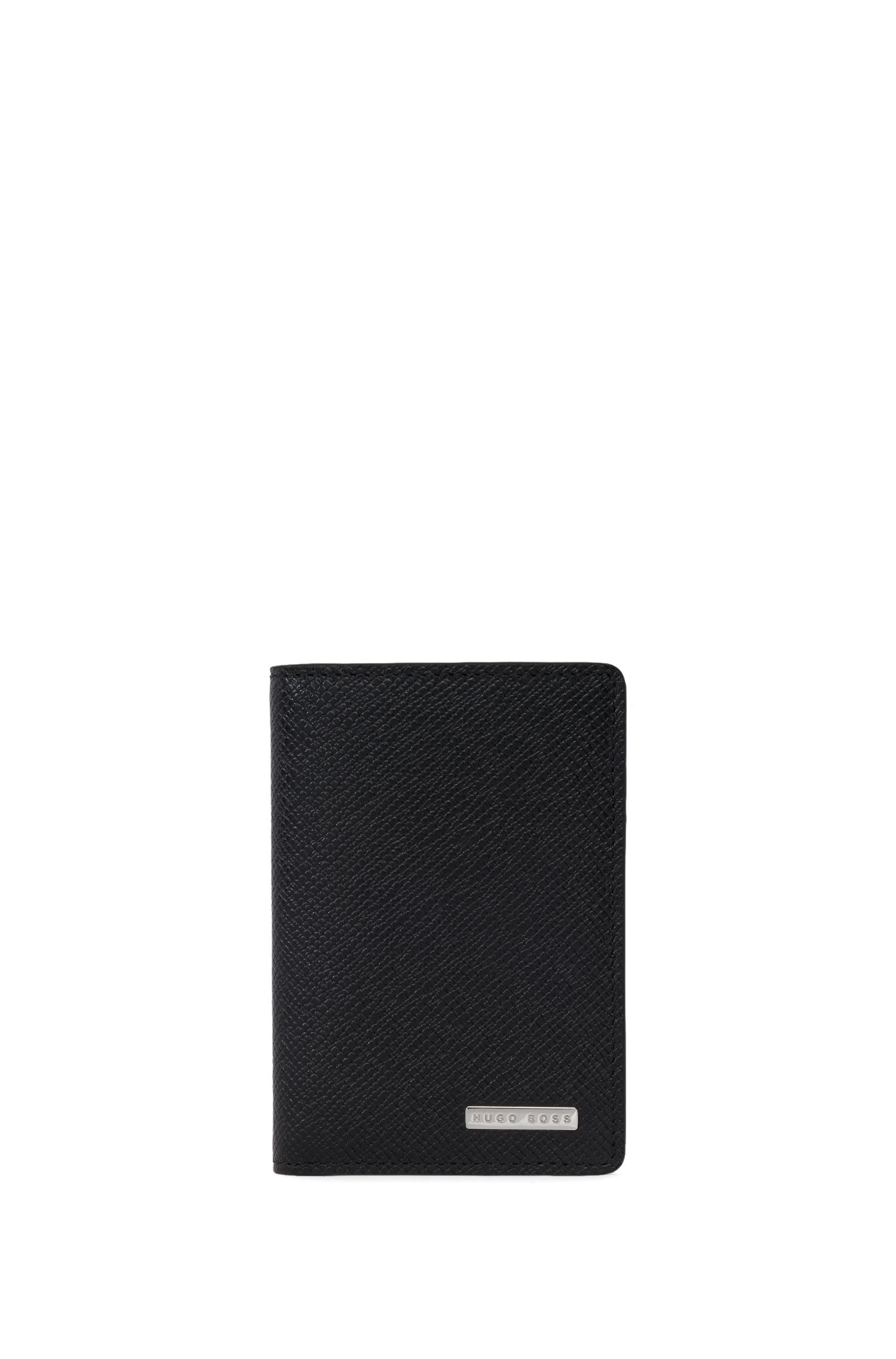 'Signature Bifold'   Leather Bifold Wallet