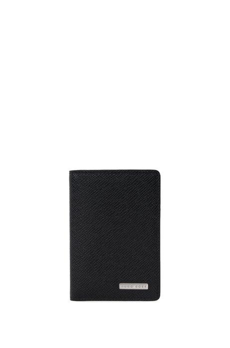 5adb5cbcf4 'Signature Bifold' | Leather Bifold Wallet, Black. '