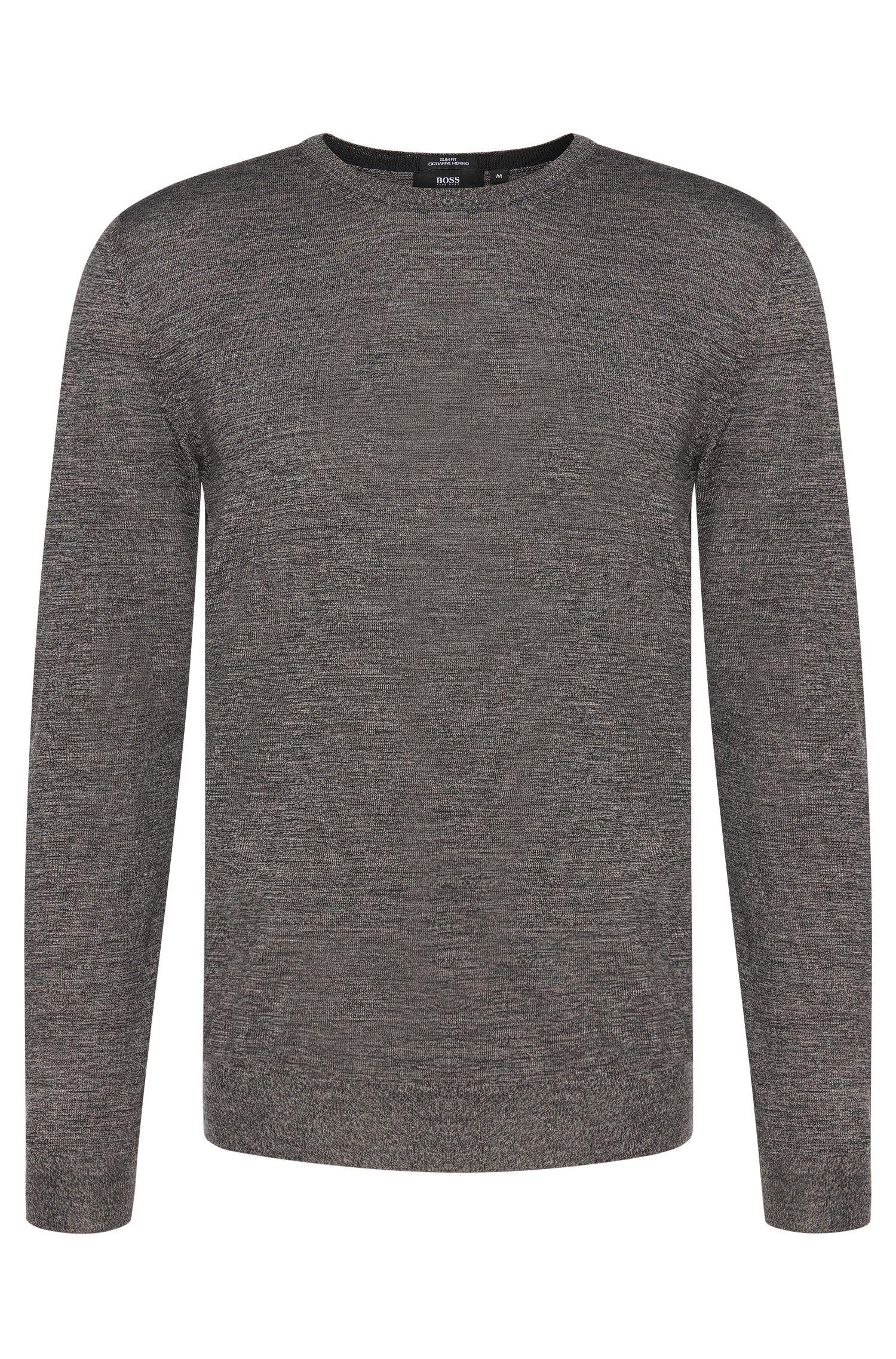 'Leno-B' | Merino Virgin Wool Sweater