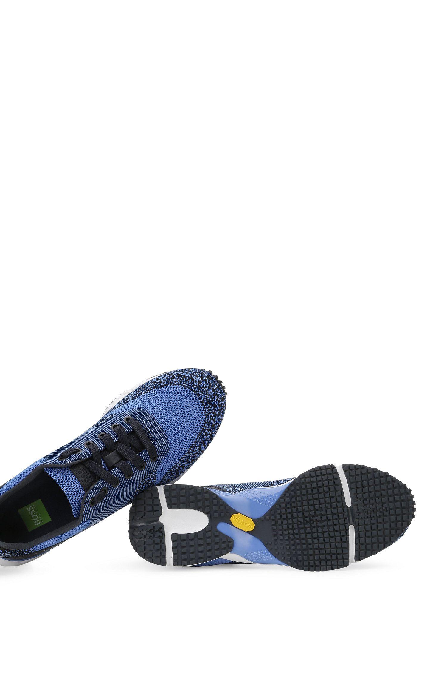 Knit Upper Sneaker   Velocity Runn Sykn