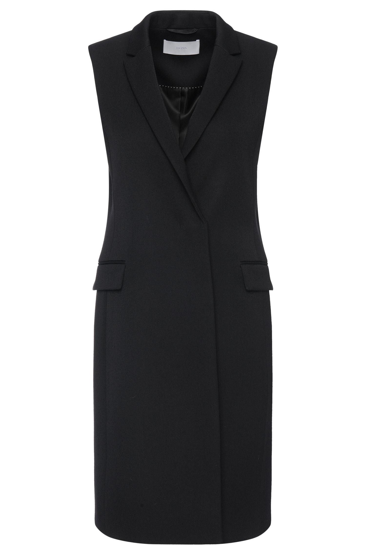 'Karana' | Wool Blend Vest